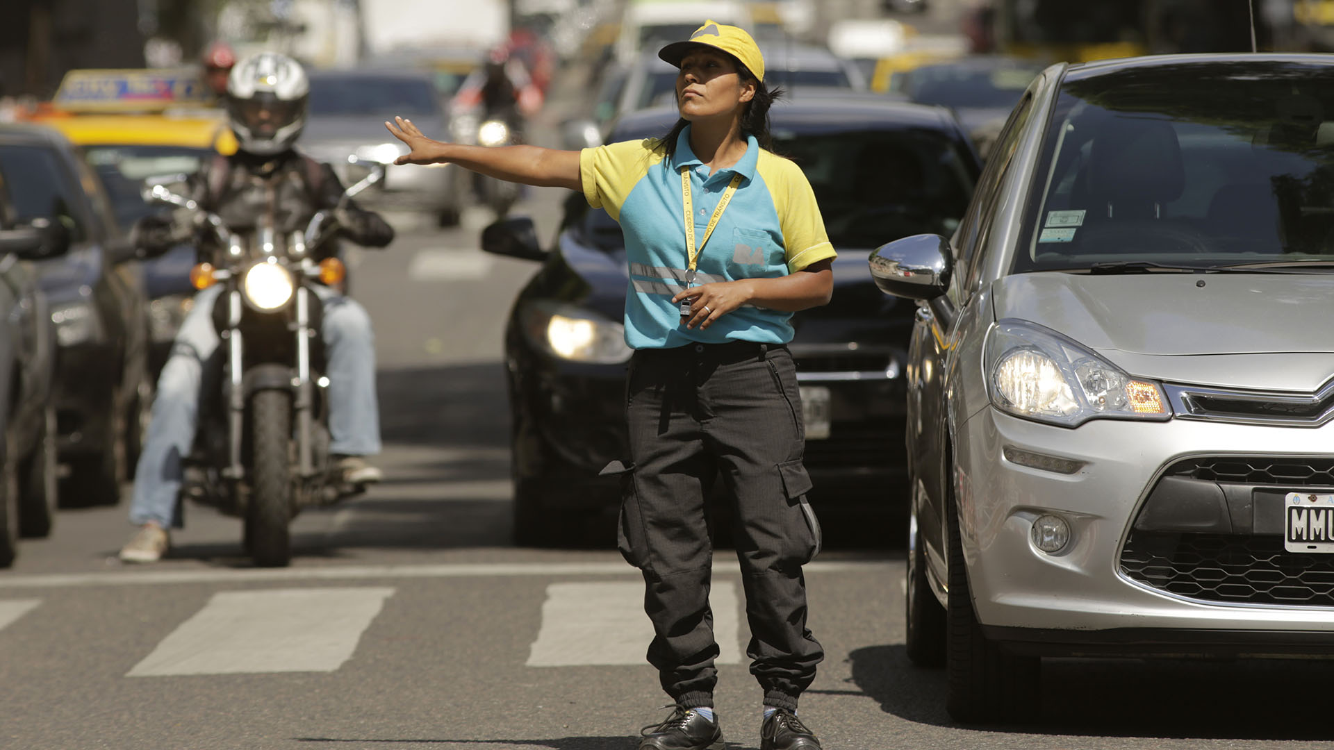 Los agentes de tránsito podrá verificar los datos del conductor a través de un código QR