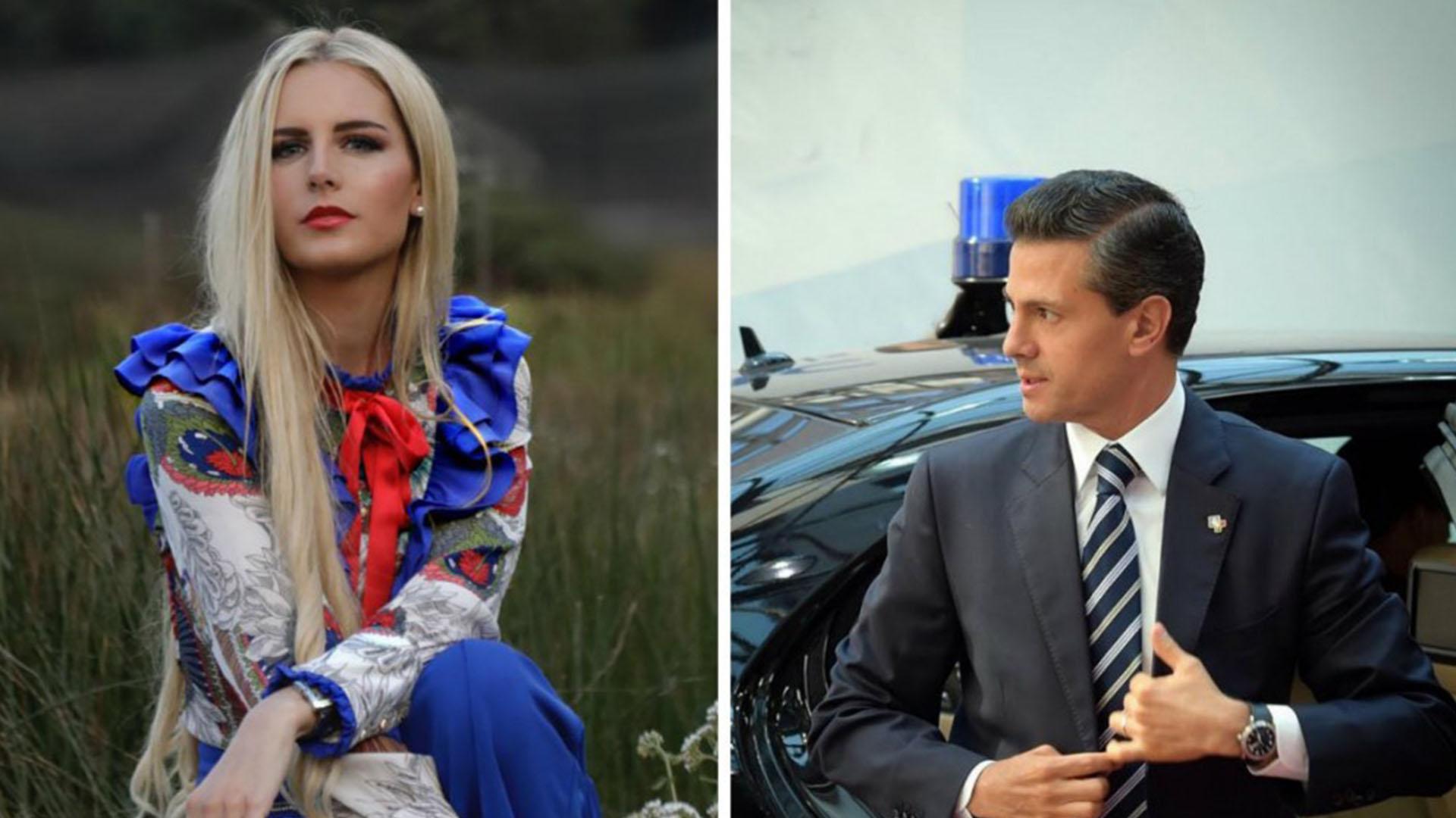 Enrique Peña Nieto es vinculado con Tania Ruiz. (Foto: Especial)