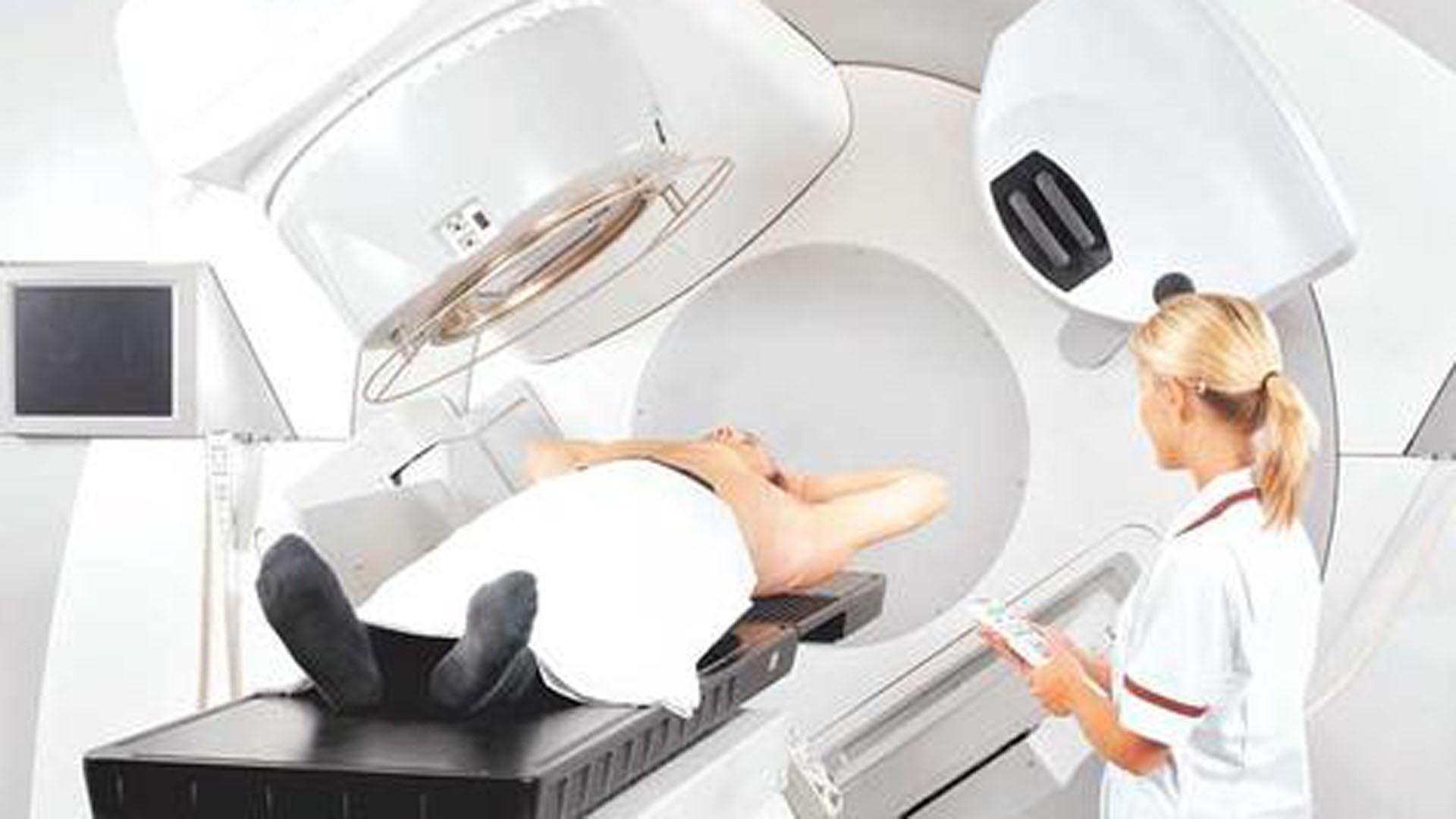 No invasivas radioterapia