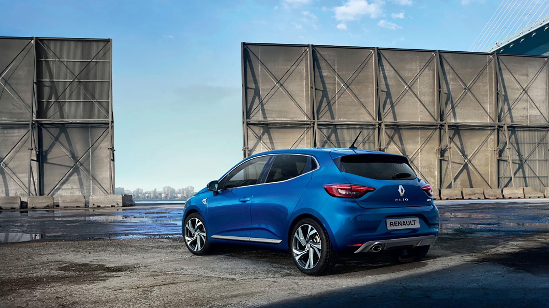 Renault Clio, el modelo tendrá una versión híbrida no enchufable.