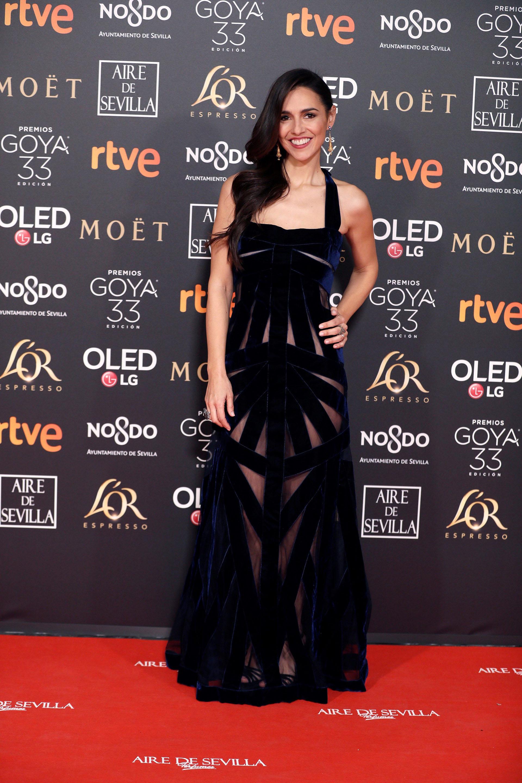Cristina Brondo (EFE/ José Manuel Vidal)