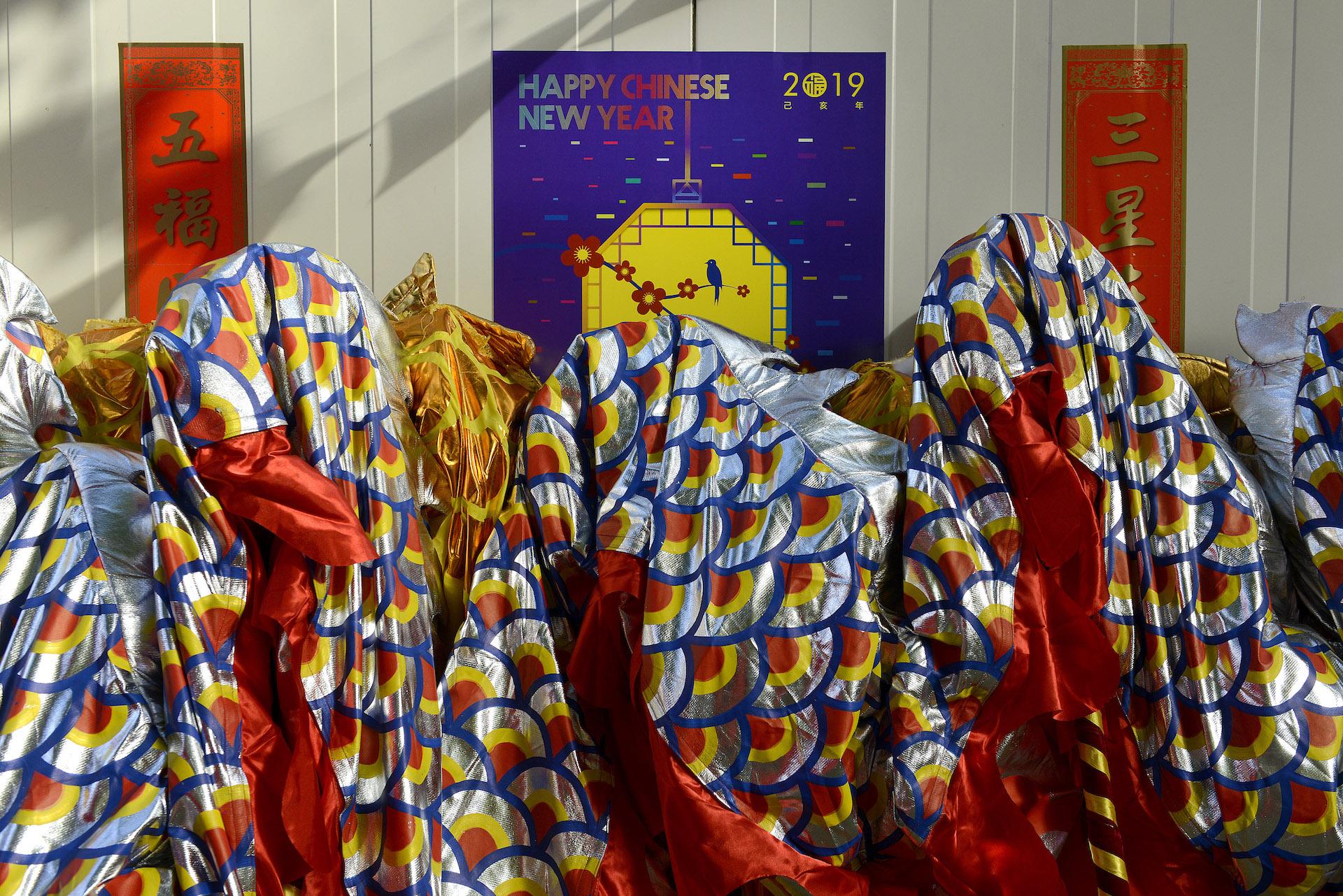 Según el ministerio de Cultura y Turismo de China, este año las celebraciones se extendieron en 396 ciudades de 133 países.