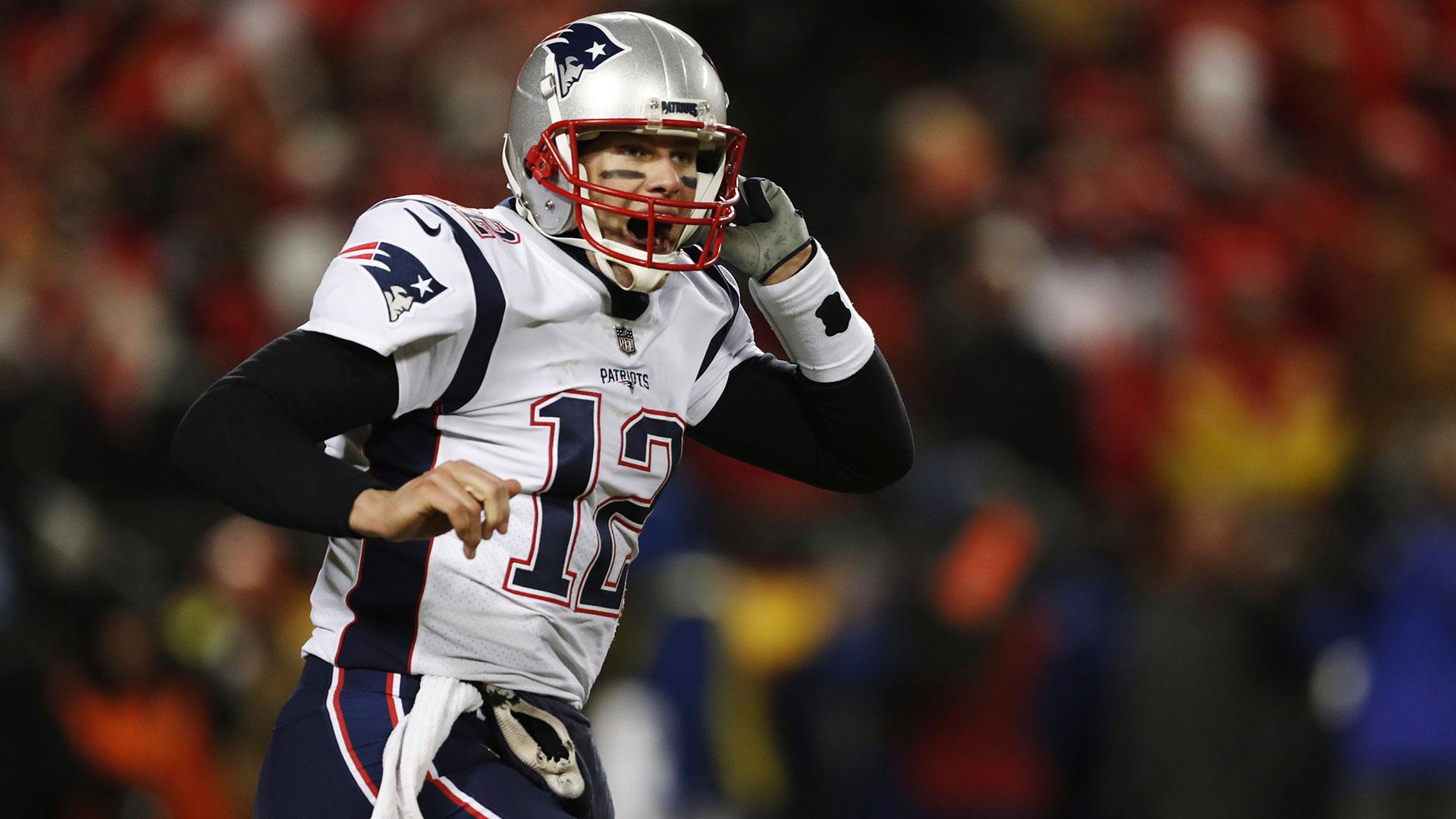 Tom Brady tiene 41 años y negó que vaya a retirarse tras el Super Bowl LIII (AP)