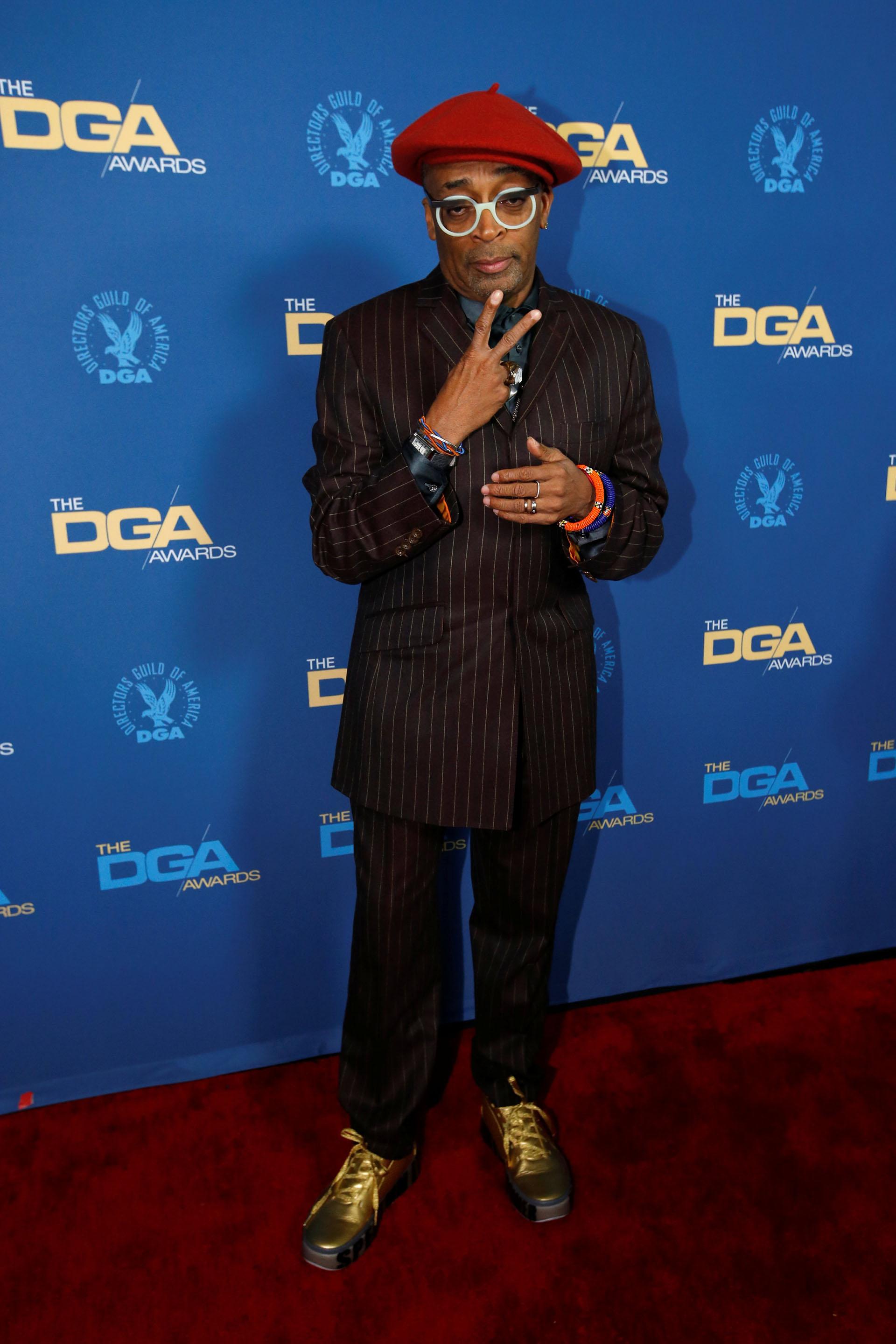 Spike Lee y su particular estilo