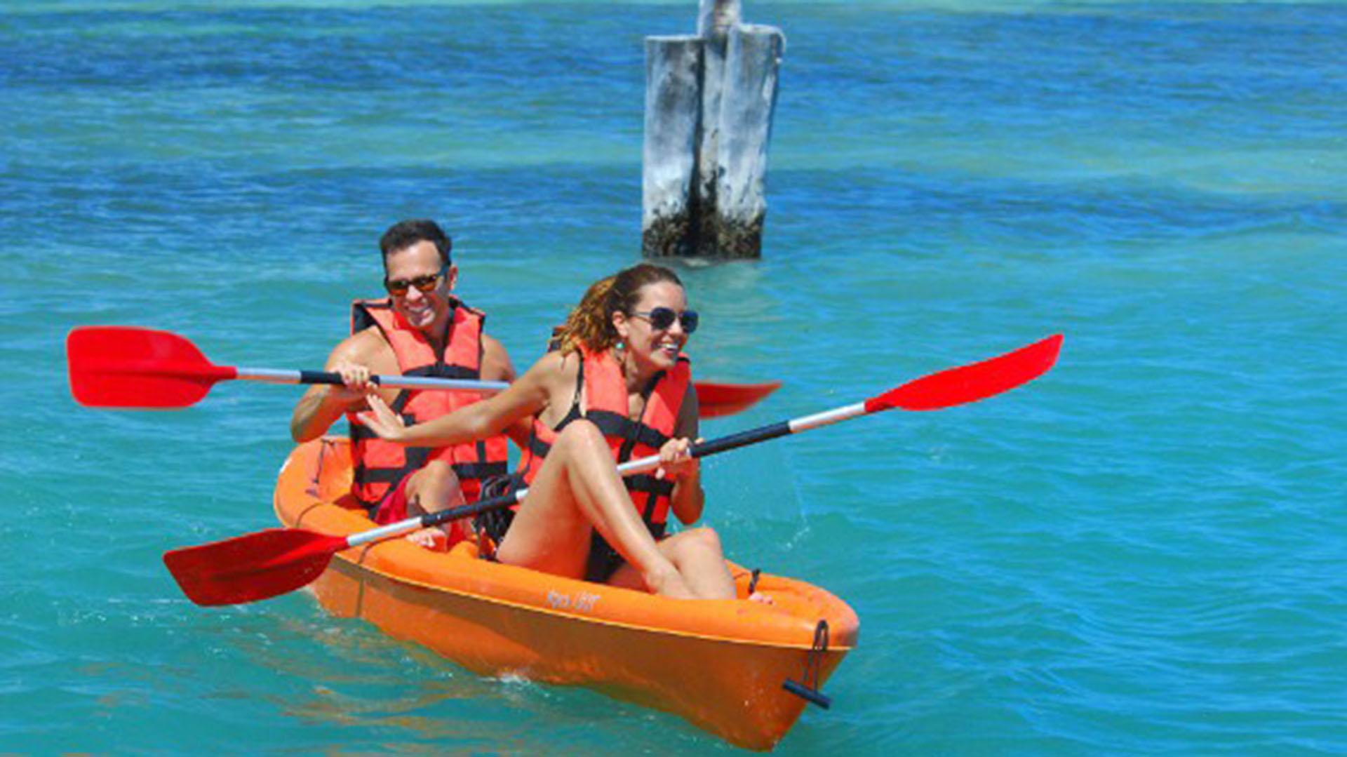 El Caribe llega a Pinamar