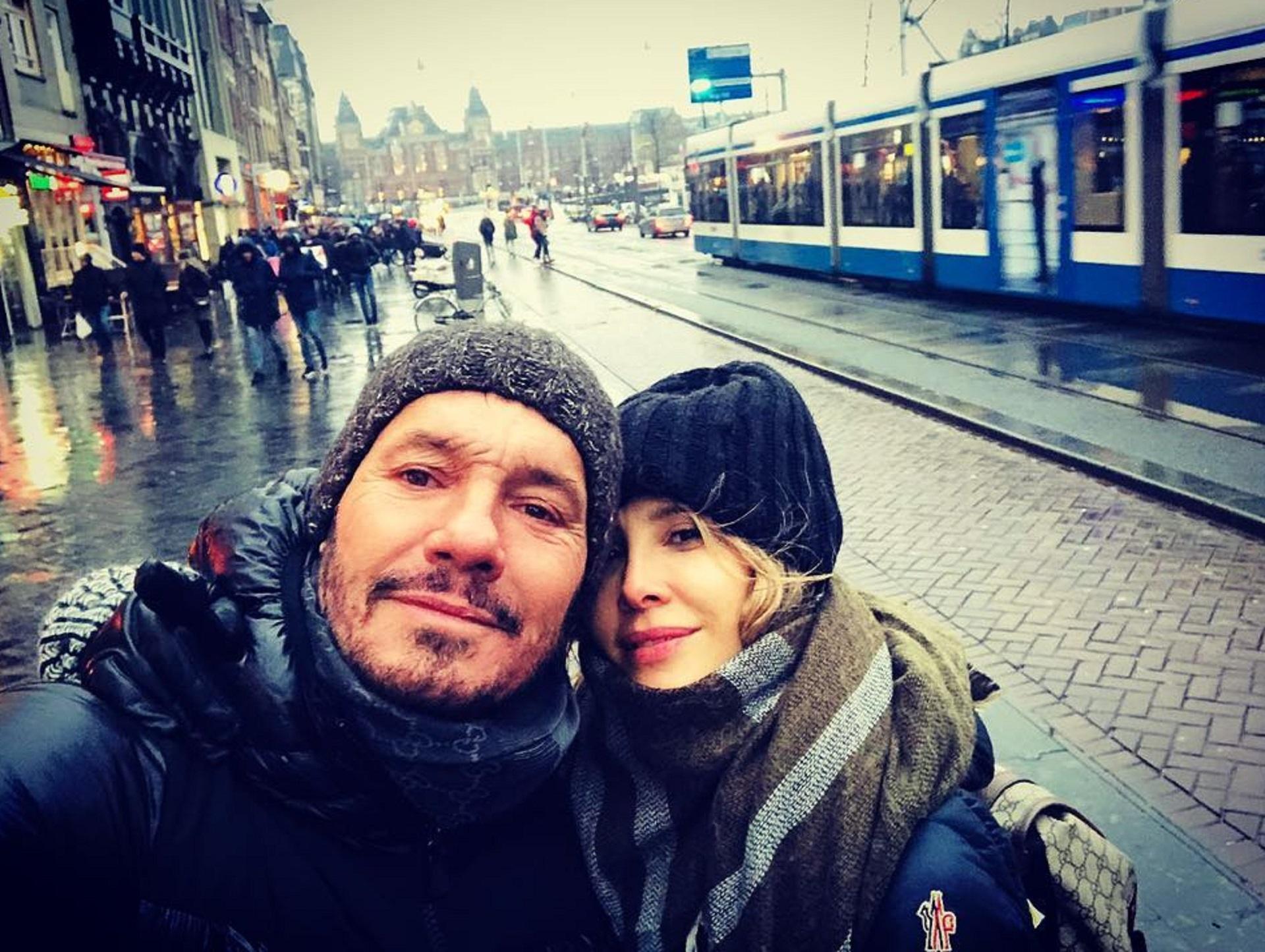 """Marcelo Tinelli estuvo en Holanda con Guillermina Valdes. Luego, partieron a Estados Unidos para compartir un viaje familiar con """"los hijos ensamblados"""""""
