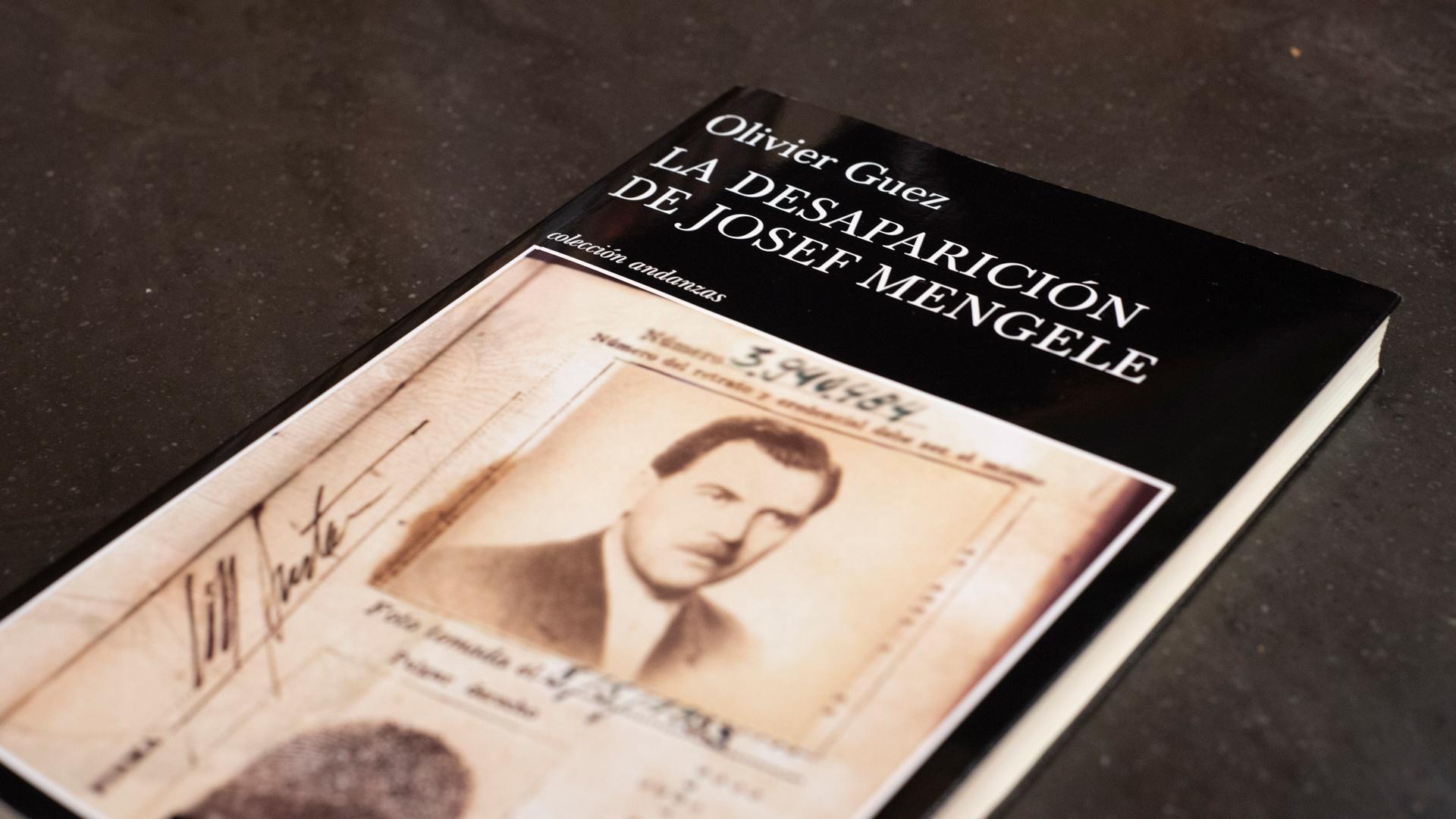 """""""La desaparición de Mengele"""", de Olivier Guez (Colin Boyle)"""