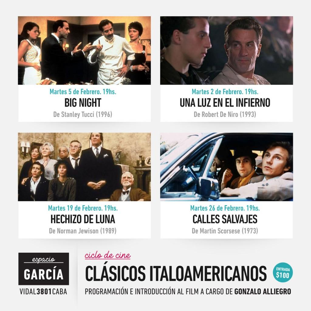 cine italoamericano