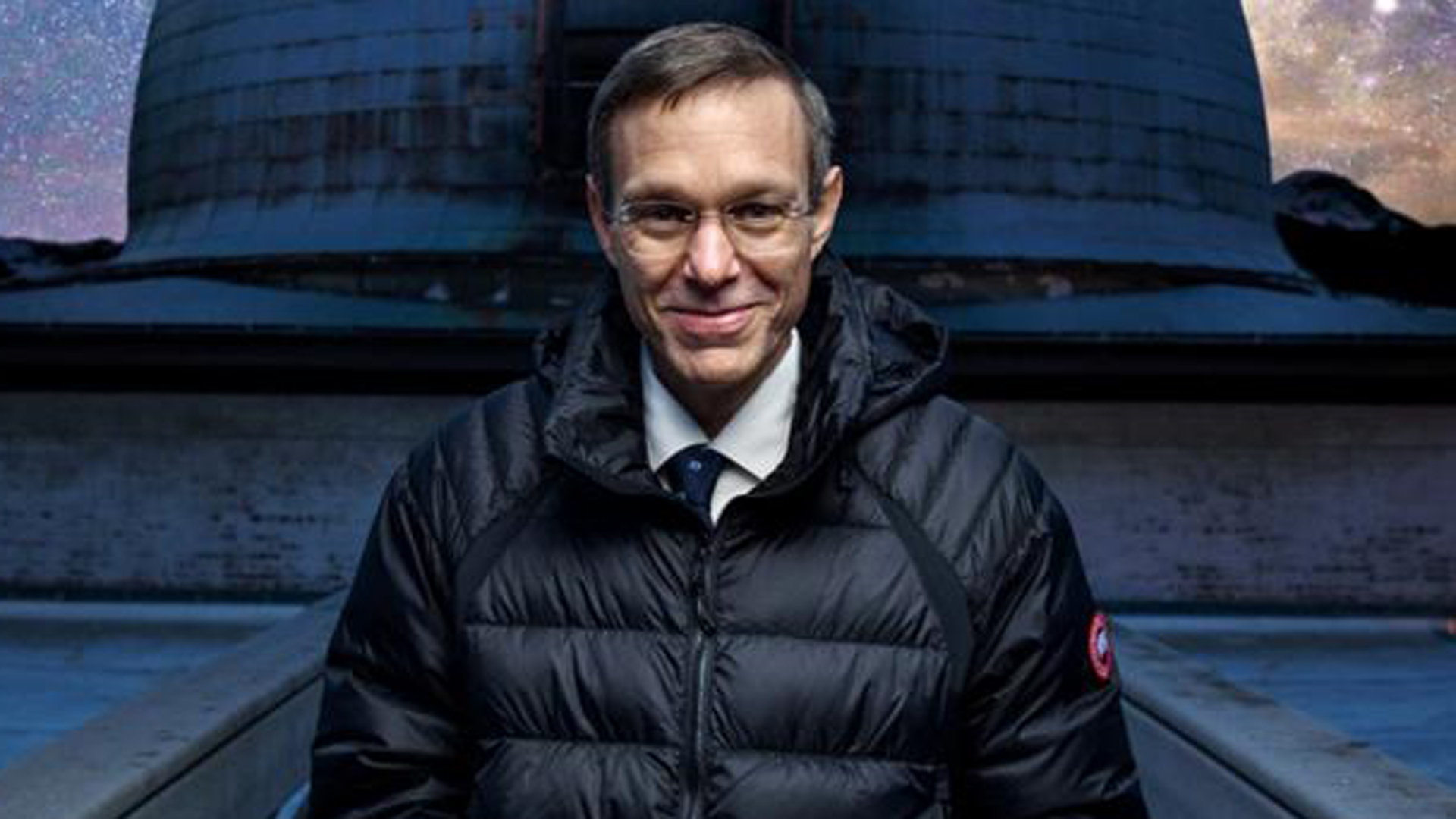 Abraham Loeb es el director del Instituto de Astronomía de la Universidad de Harvard