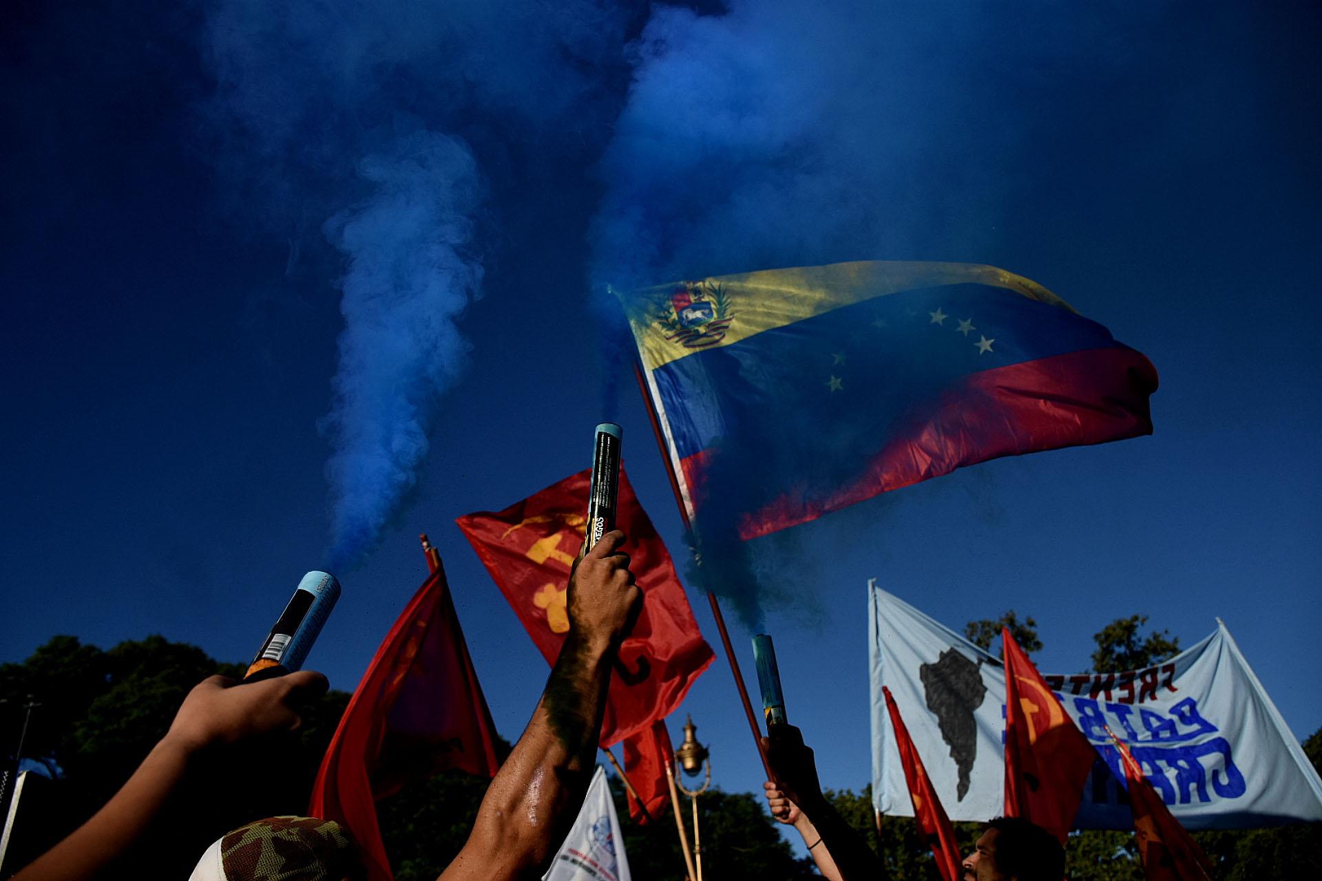 Venezuela atraviesa una crisis humanitaria, política, institucional y económica