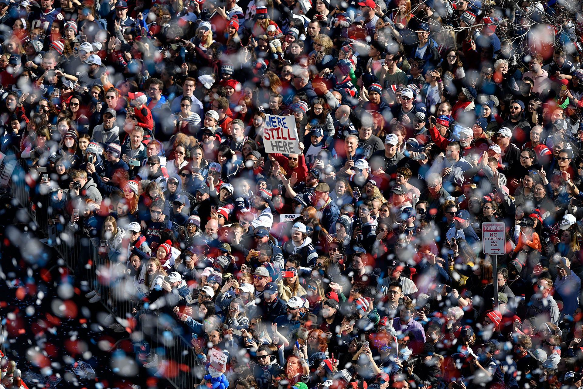 El Super Bowl LIII alcanzó el menor rating en una década