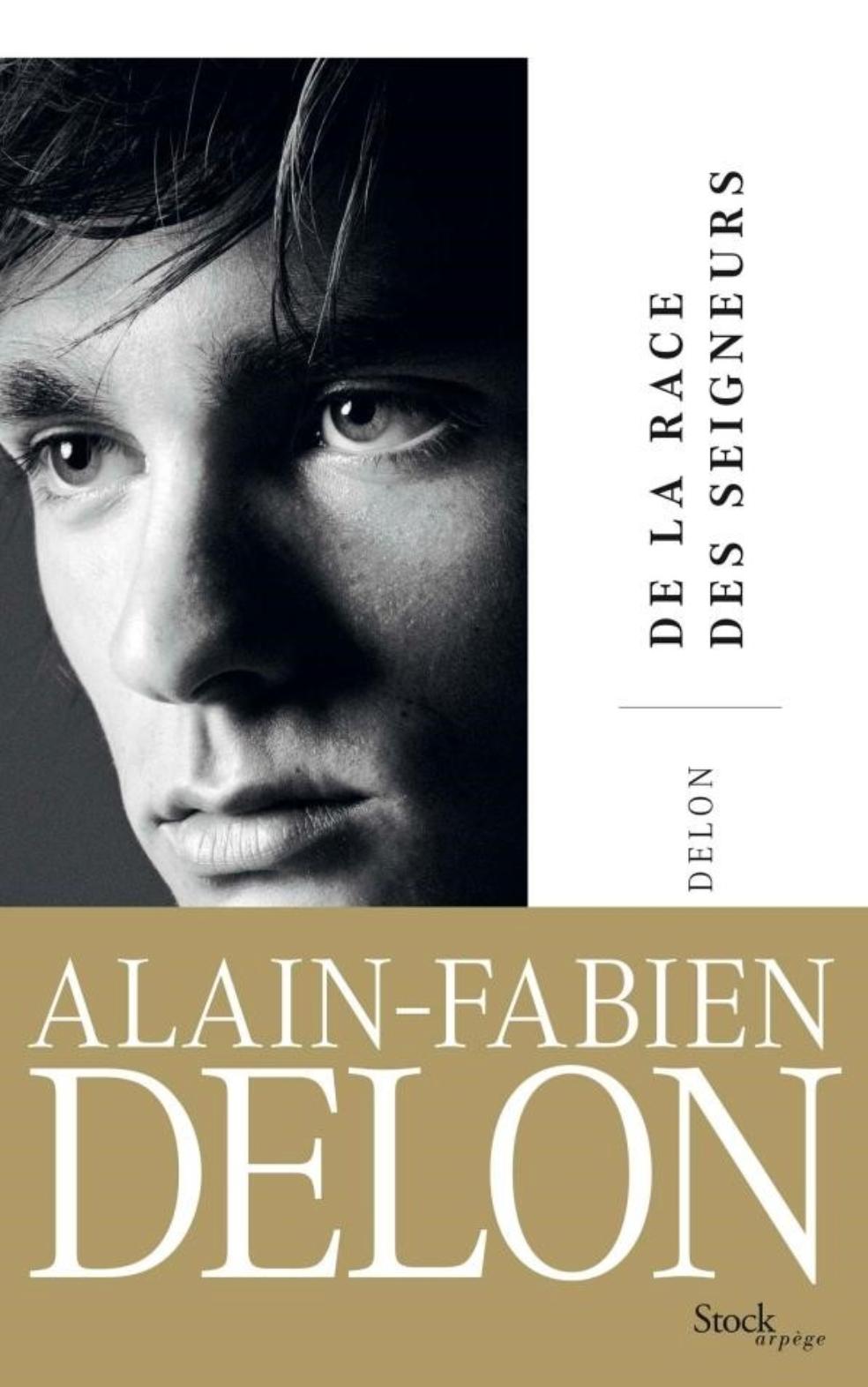 Nuevo libro de Alain Fabien Delon