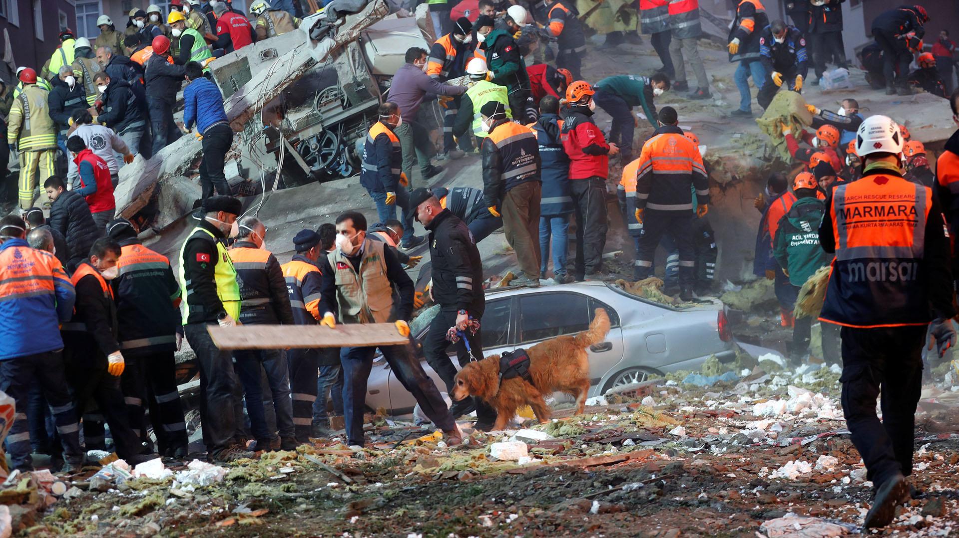 Se cree que el número de víctimas podría aumentar (Reuters)