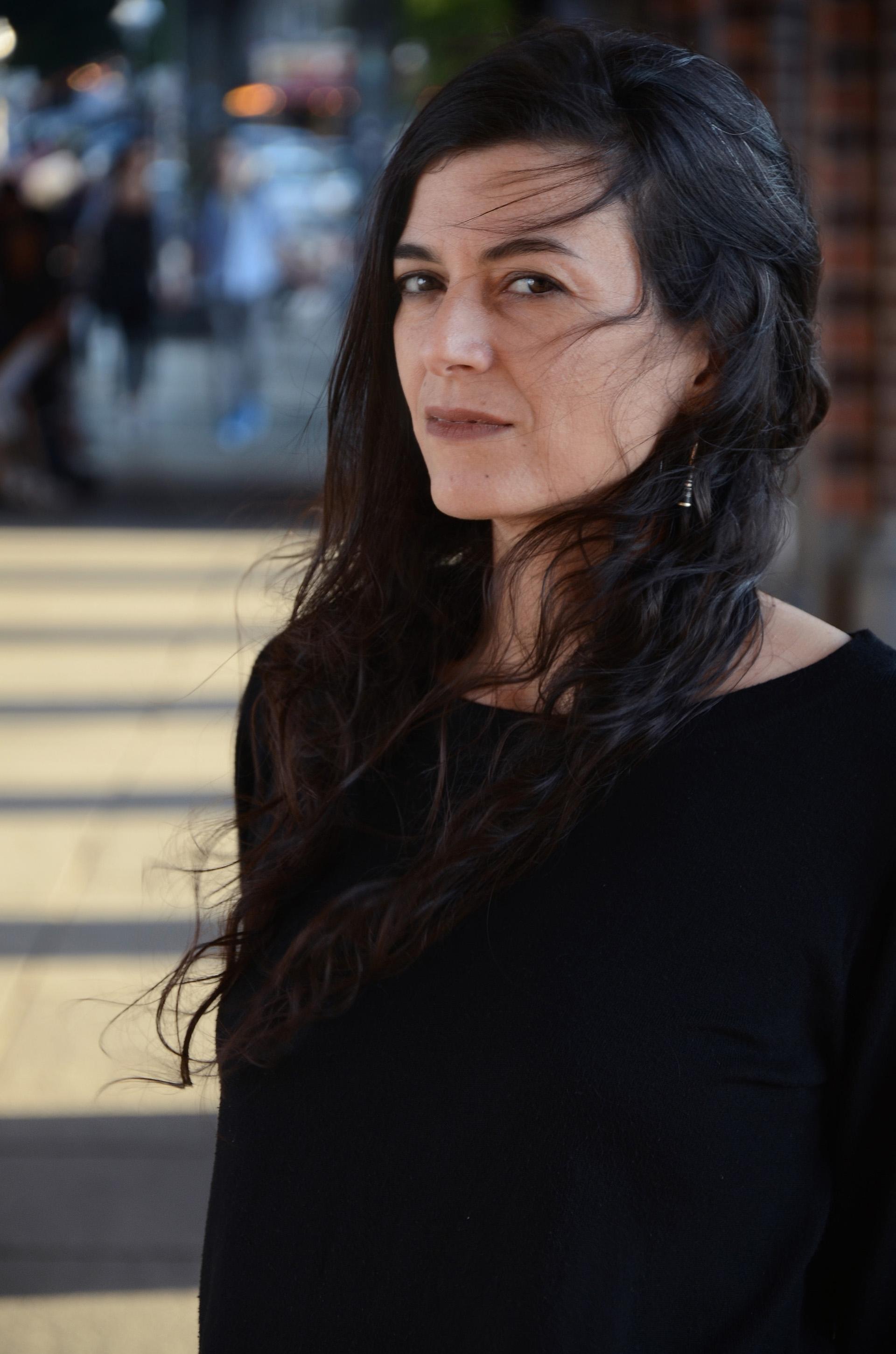 Samantha Schweblin (Foto: Maximiliano Pallocchini)