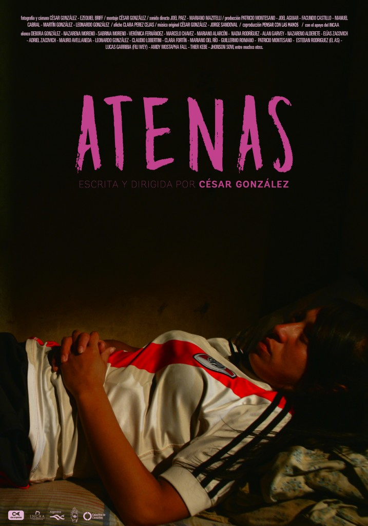 """""""Atenas"""", película de César González"""