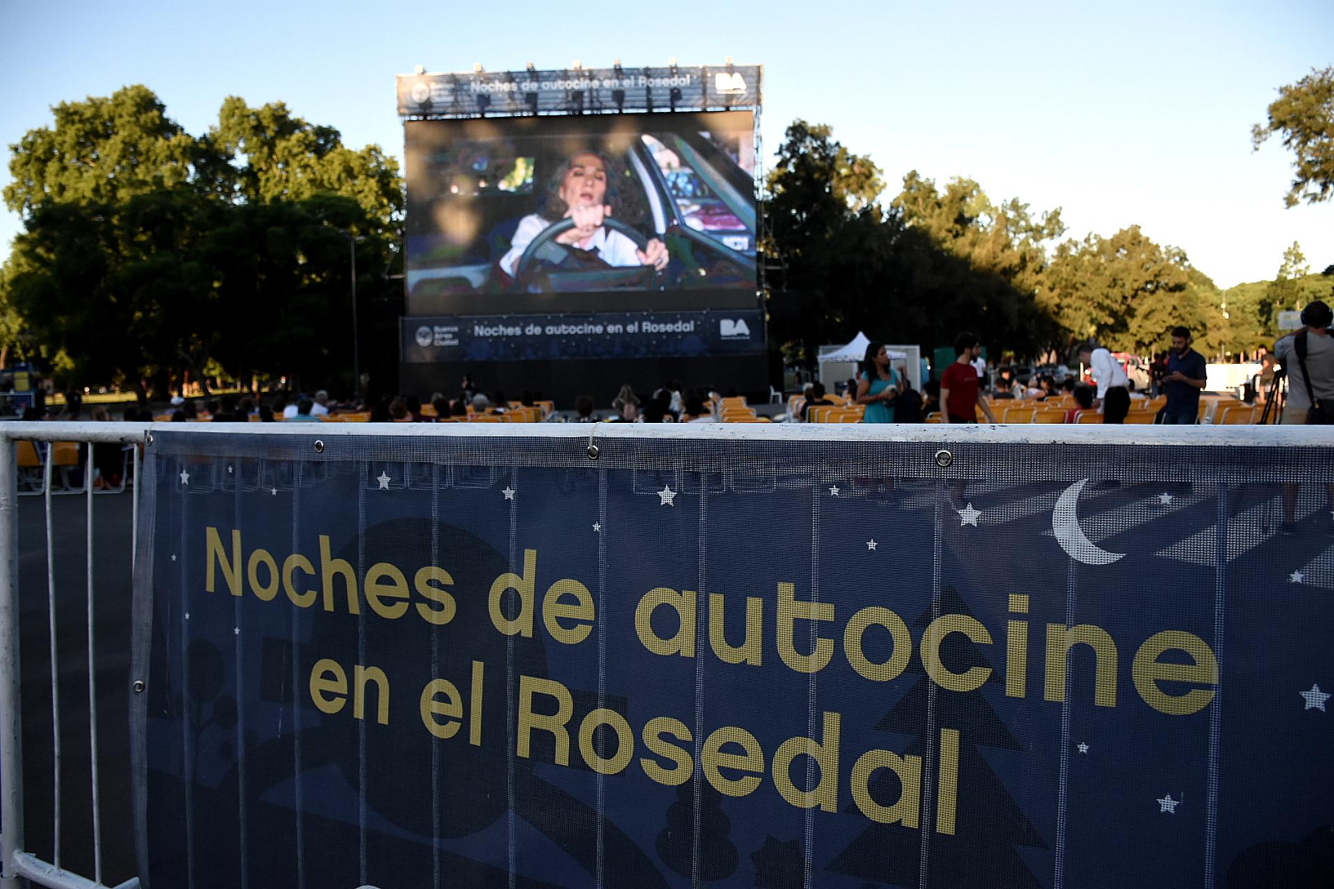 El evento está organizado por el ministerio de Cultura porteño y cada función comienza a partir de las 20