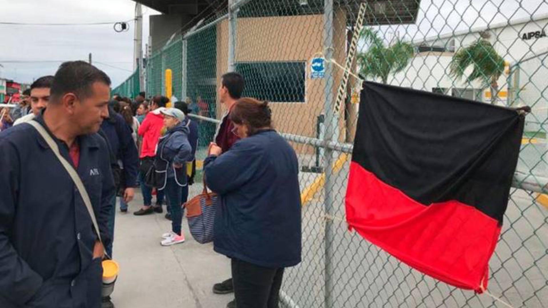 La industria maquiladora y manufacturera en México atraviesa por una crisis (Foto: Twitter)
