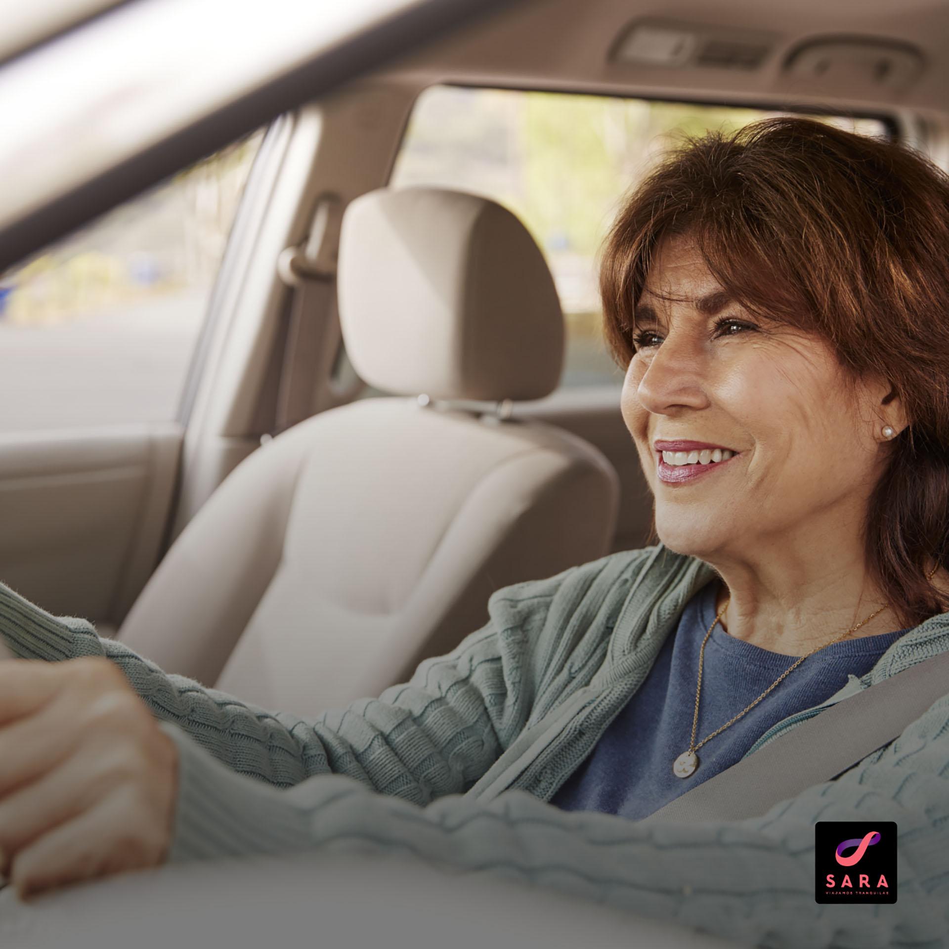 Una app conducida por mujeres que sólo traslada a pasajeras mujeres