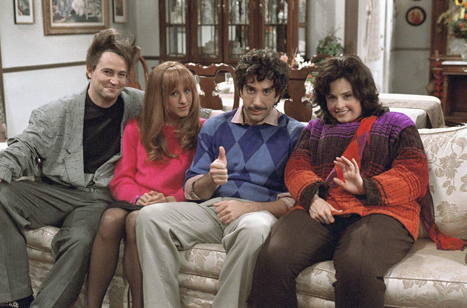 """La revista Time nombró a """"Friends"""" dentro de los 100 mejores programas de la televisión de todos los tiempos"""