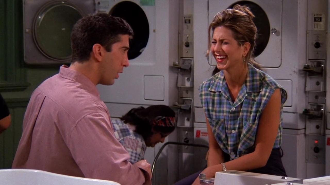 """La historia de amor entre Rachel Green y Ross Geller atrapó a los fanáticos de """"Friends"""""""