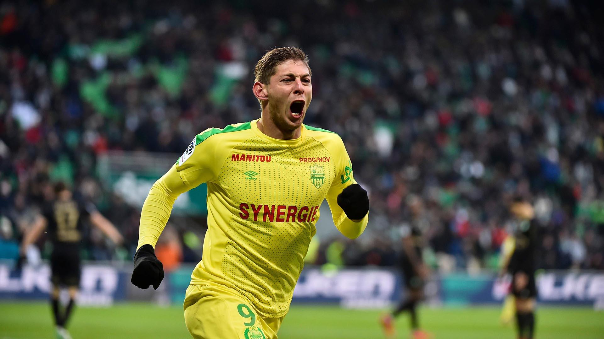 Emiliano será retirado del plantel del Nantes en el FIFA 19 (AFP)