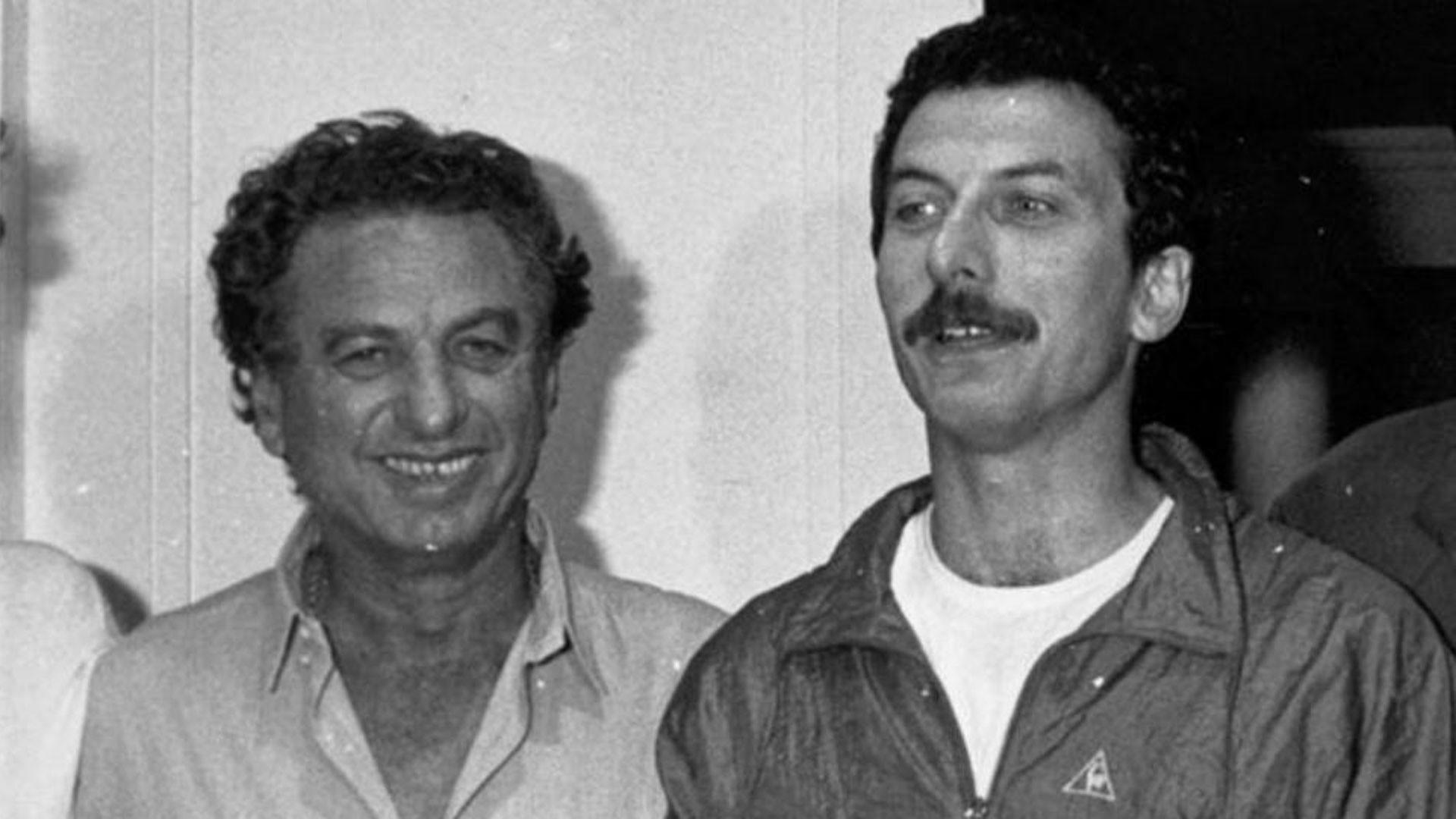 En 1991,una vez finalizado el secuestro que sufrió cuando se encontraba en la puerta de su casa de Barrio Parque