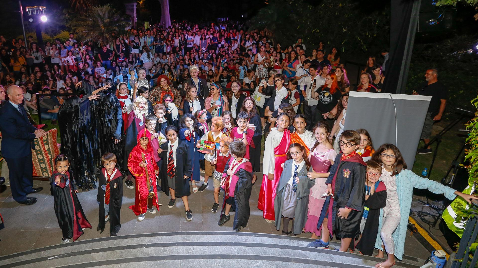 La cuarta edición recibió a más de 1500 fans que celebraron el mundo mágico que instaló en una generación de niños la lecturacomo pasión