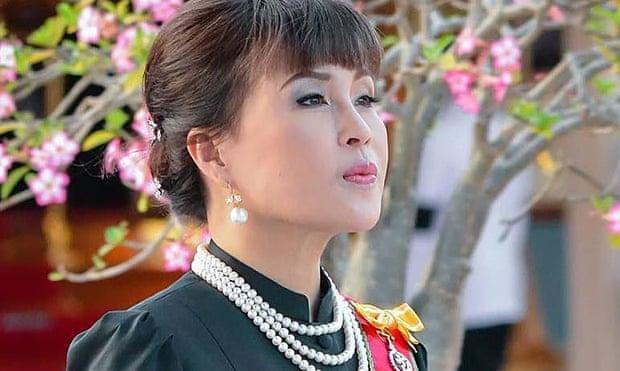 La princesa Ubolratana (Wikimedia)