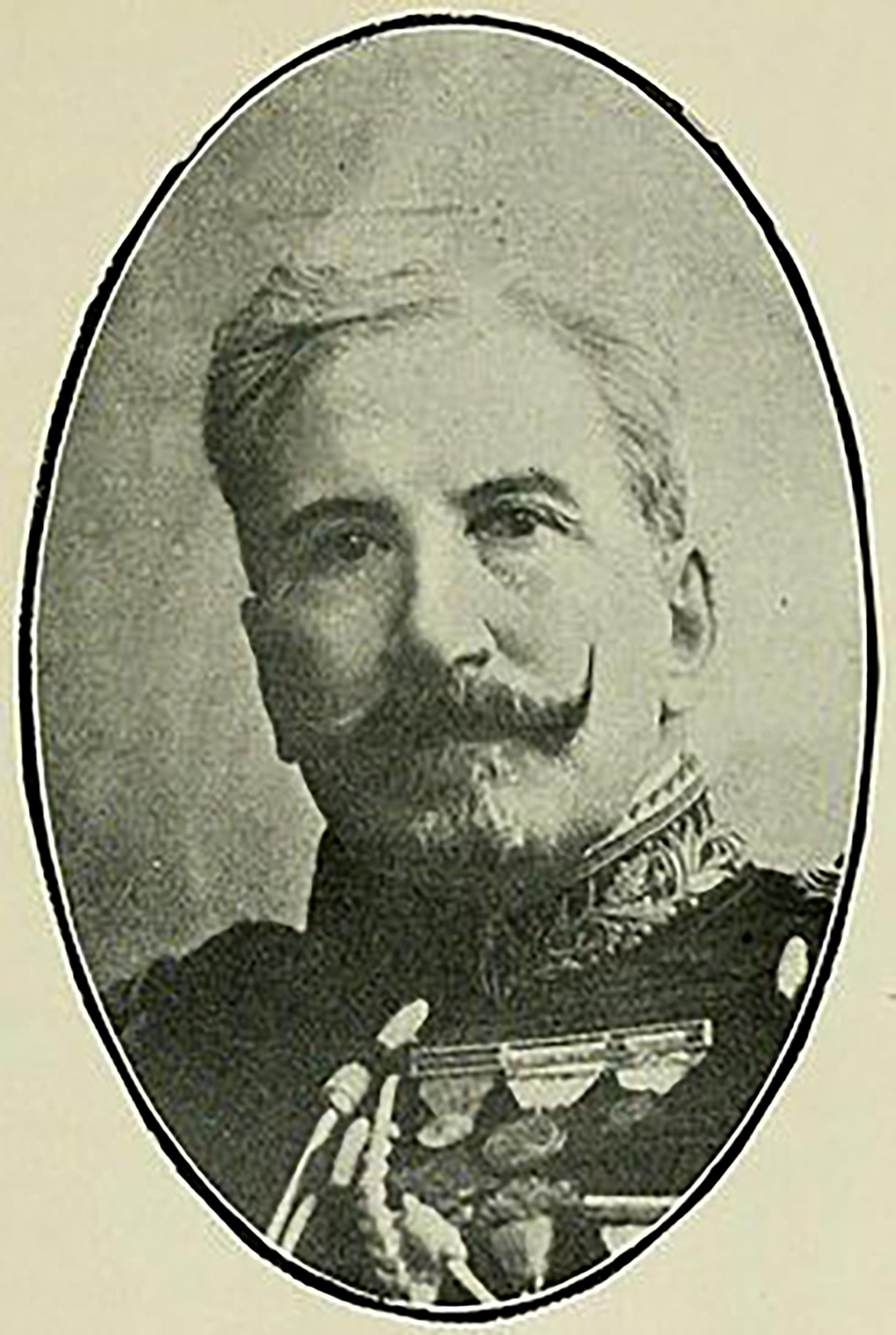 José Ignacio Garmendia fue militar, artista y diplomático