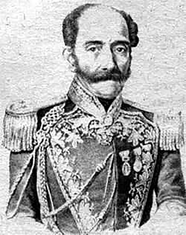 Gregorio Las Heras quiso evitar la deserción masiva en Cancha Rayada