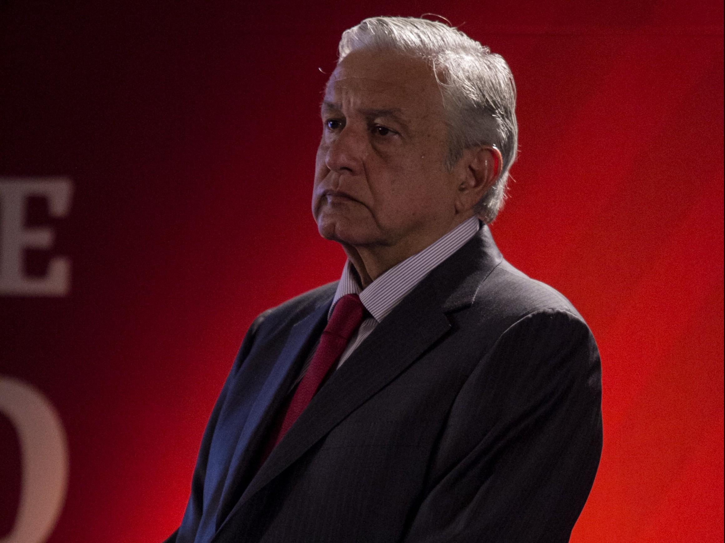 Andrés Manuel López Obrador es fanático de los Pumas en el fútbol (Foto: Cuartoscuro.com)