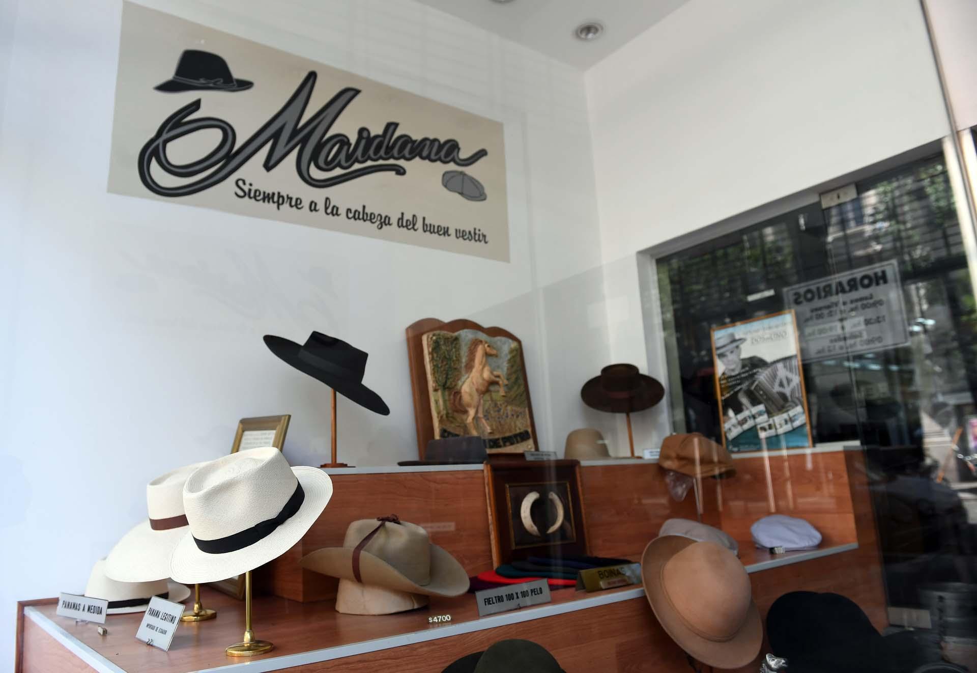 Casa Maidana tuvo su primer local en 1910 (Maximiliano Luna)