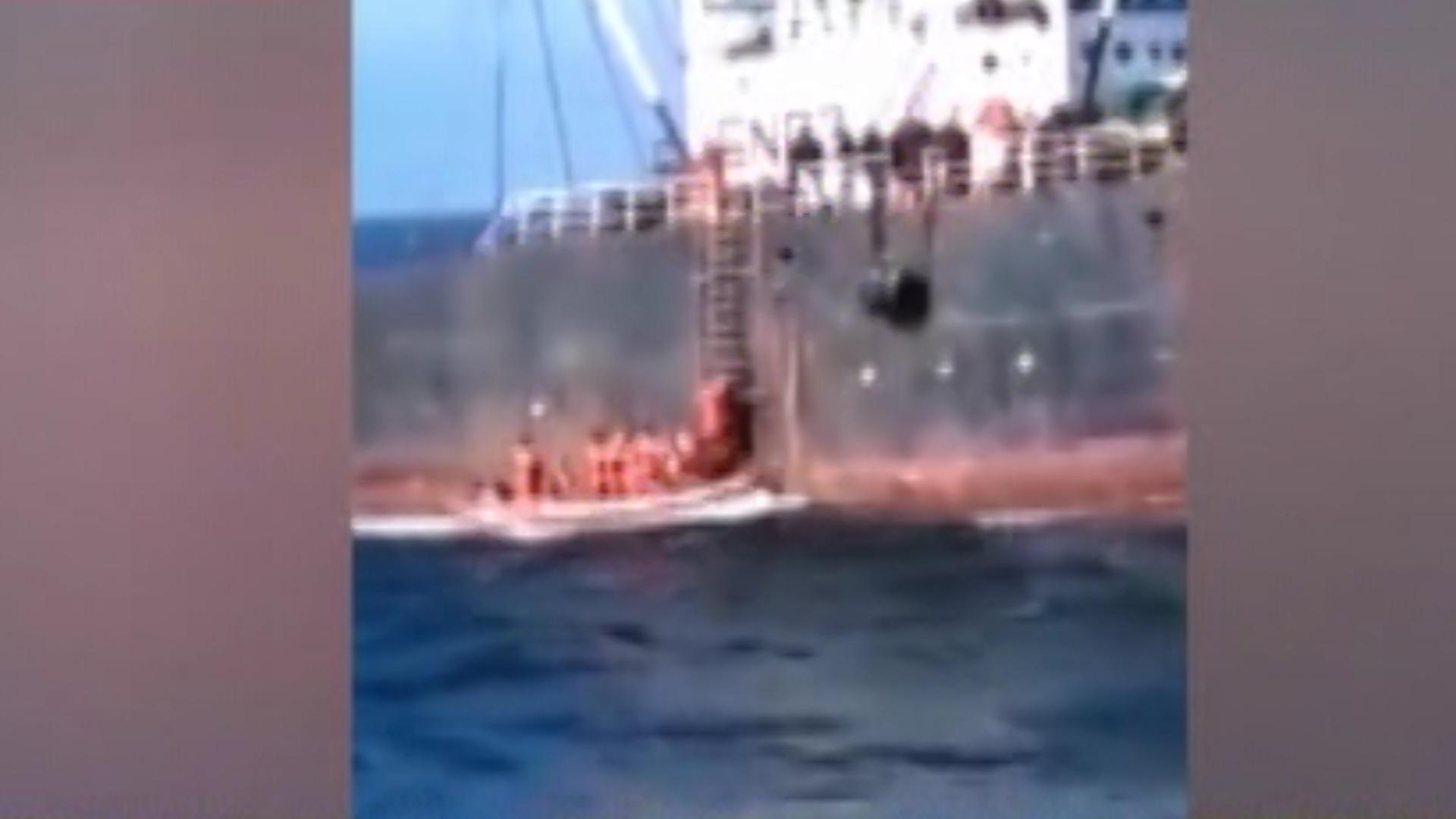 El 8 de febrero, en Comodoro Rivadavia capturaron un buque coreano