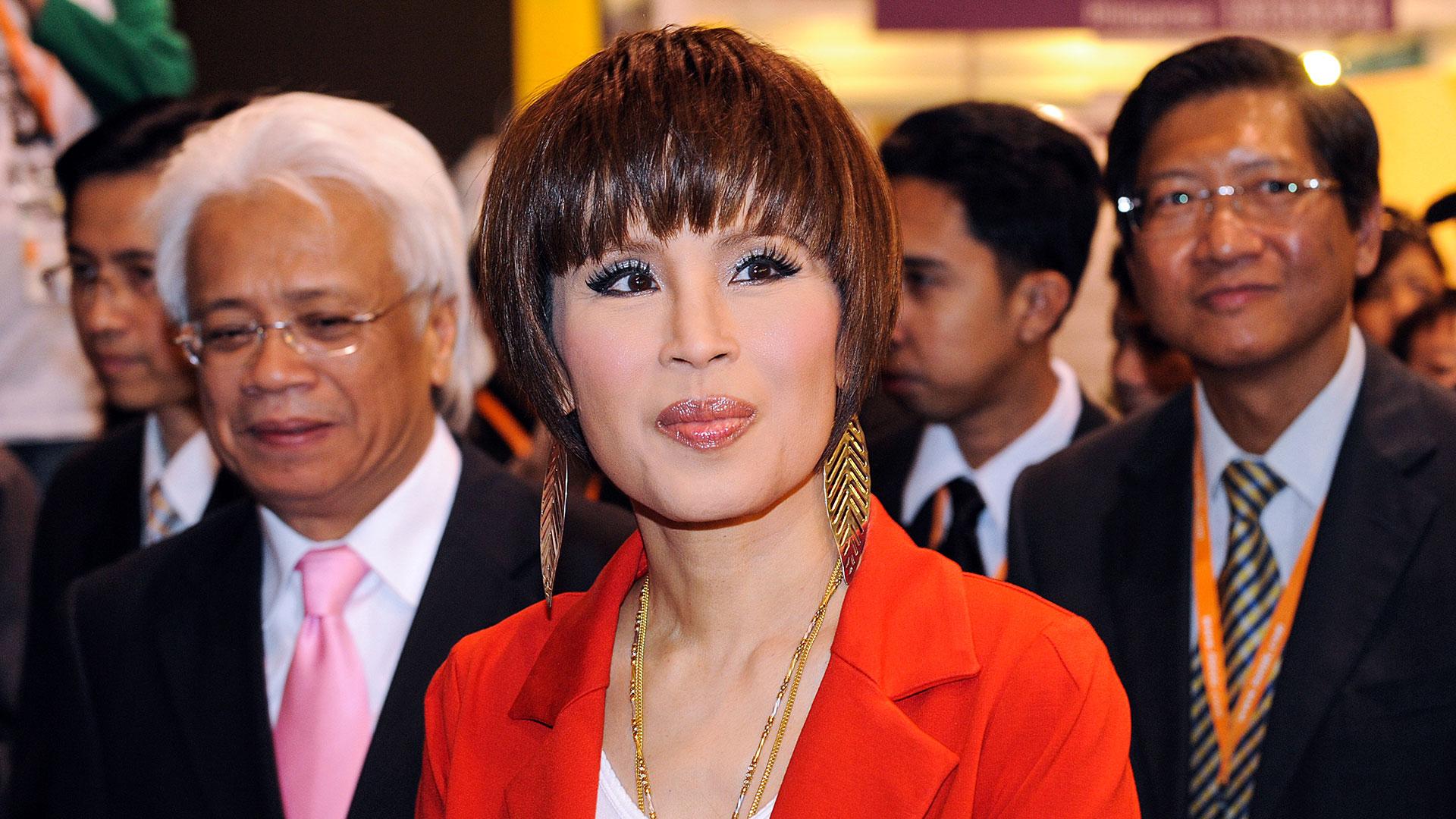 La princesa de Tailandia quiere lanzarse a la política (AFP)