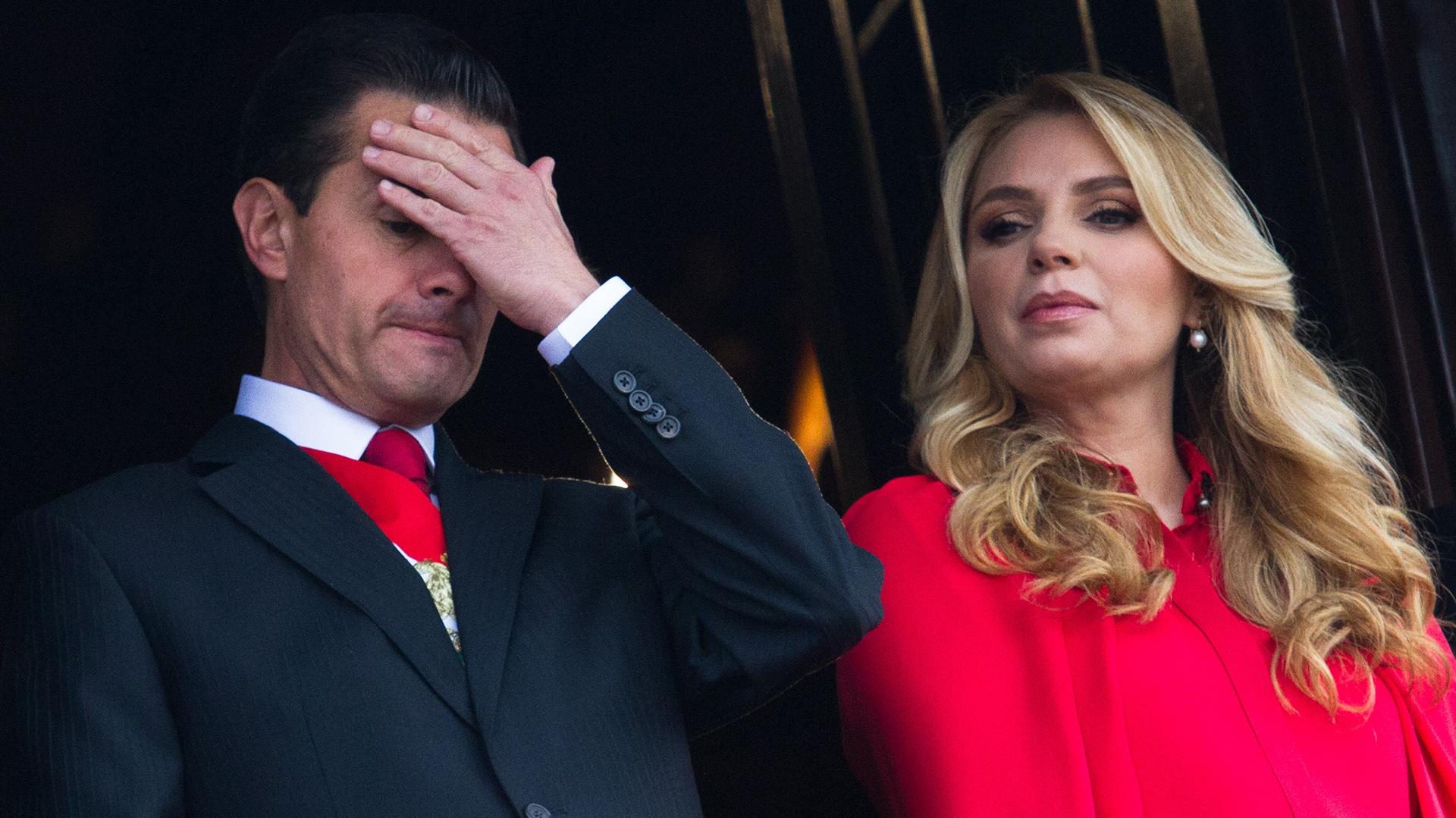 Peña Nieto ya tendría novia, después de su separación con Angélica Rivera (Foto: Cuartoscuro)