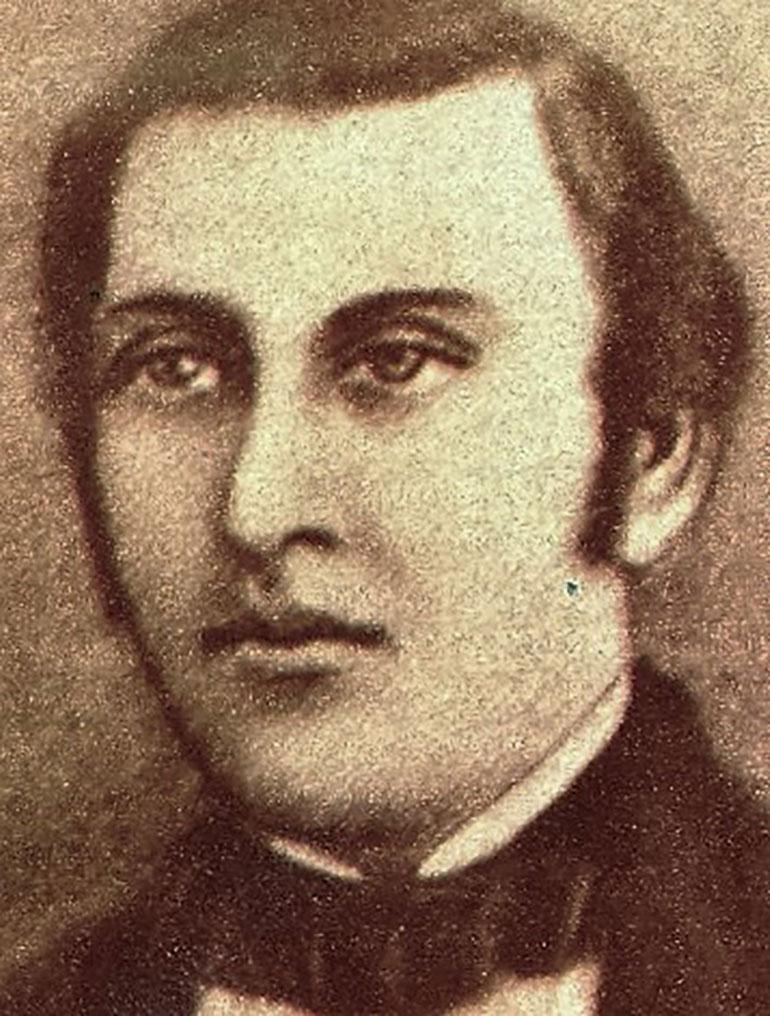 Mayor Vicente Dupuy, teniente gobernador de San Luis, designado por San Martín