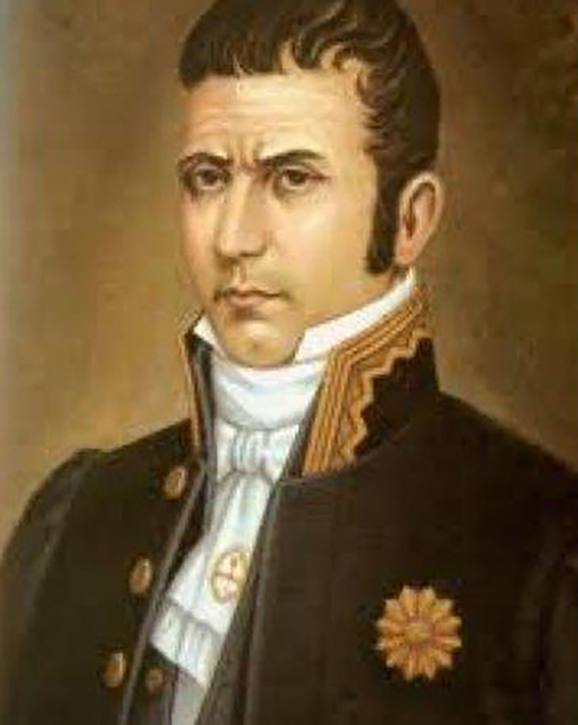 Bernardo de Monteagudo era uno de los blancos de la sublevación realista