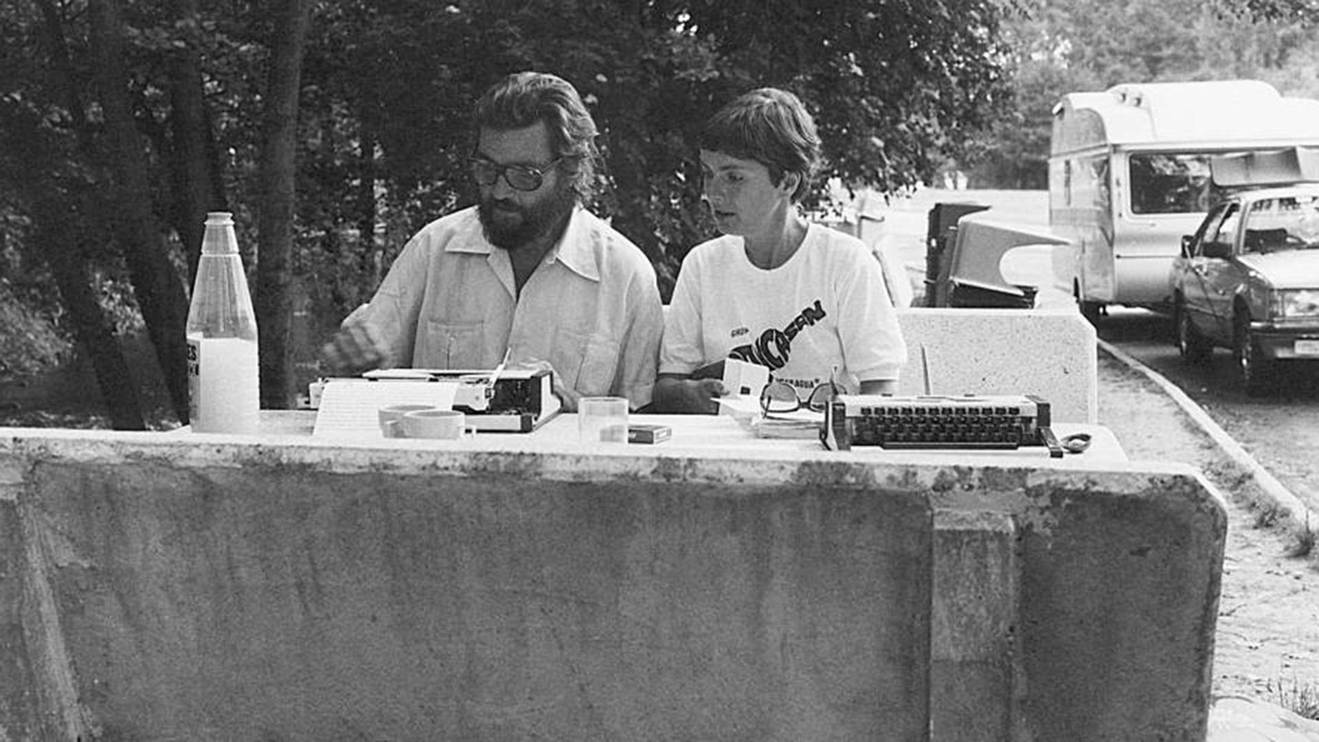 La muerte de Carol Dunlop, su segunda esposa, fue un golpe letal para el escritor