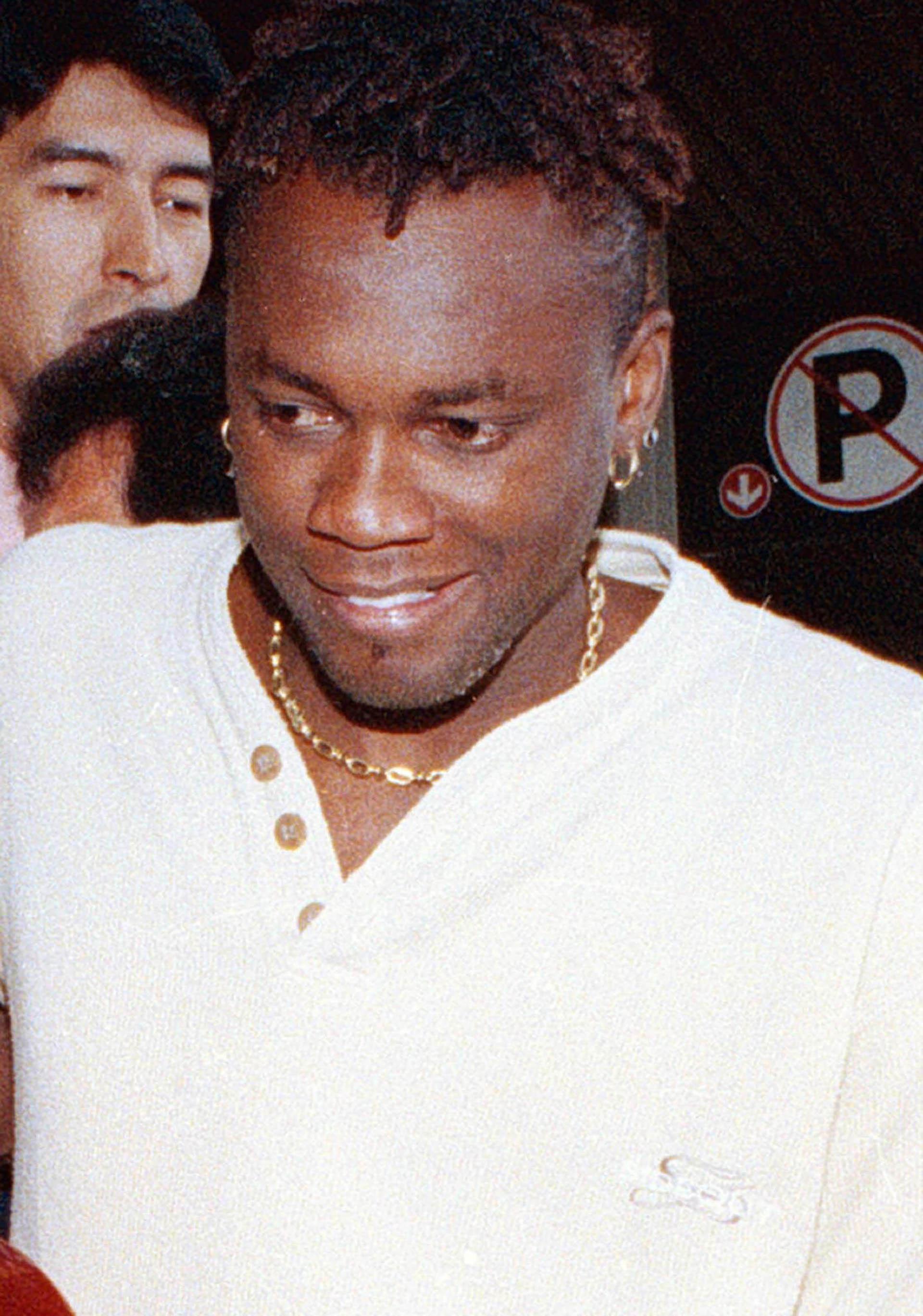 Llegó a Independiente en marzo de 1994 (Foto: AFP)