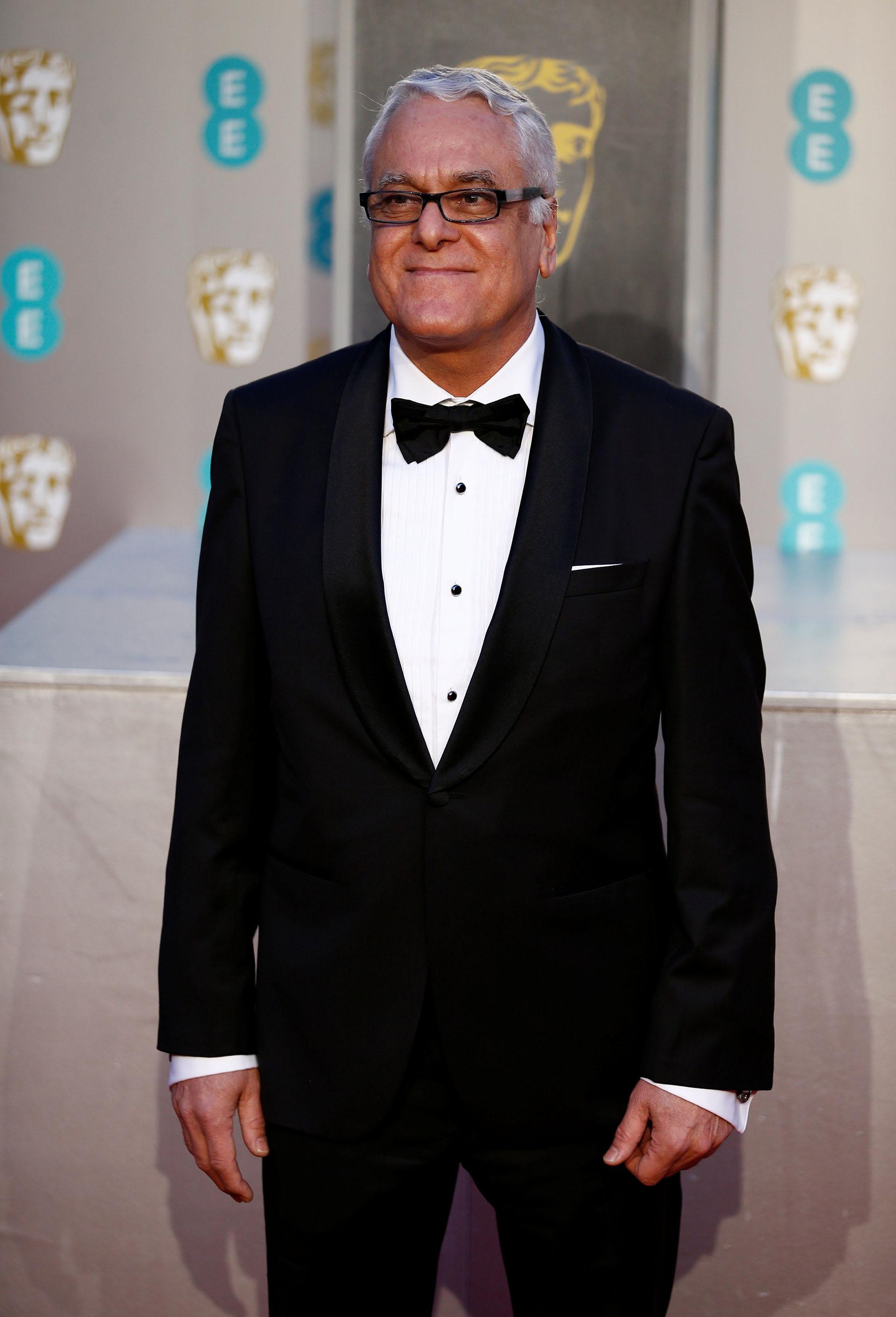 """Yorgos Mavropsaridis, nominado como mejor director por el filme """"The Favourite"""""""