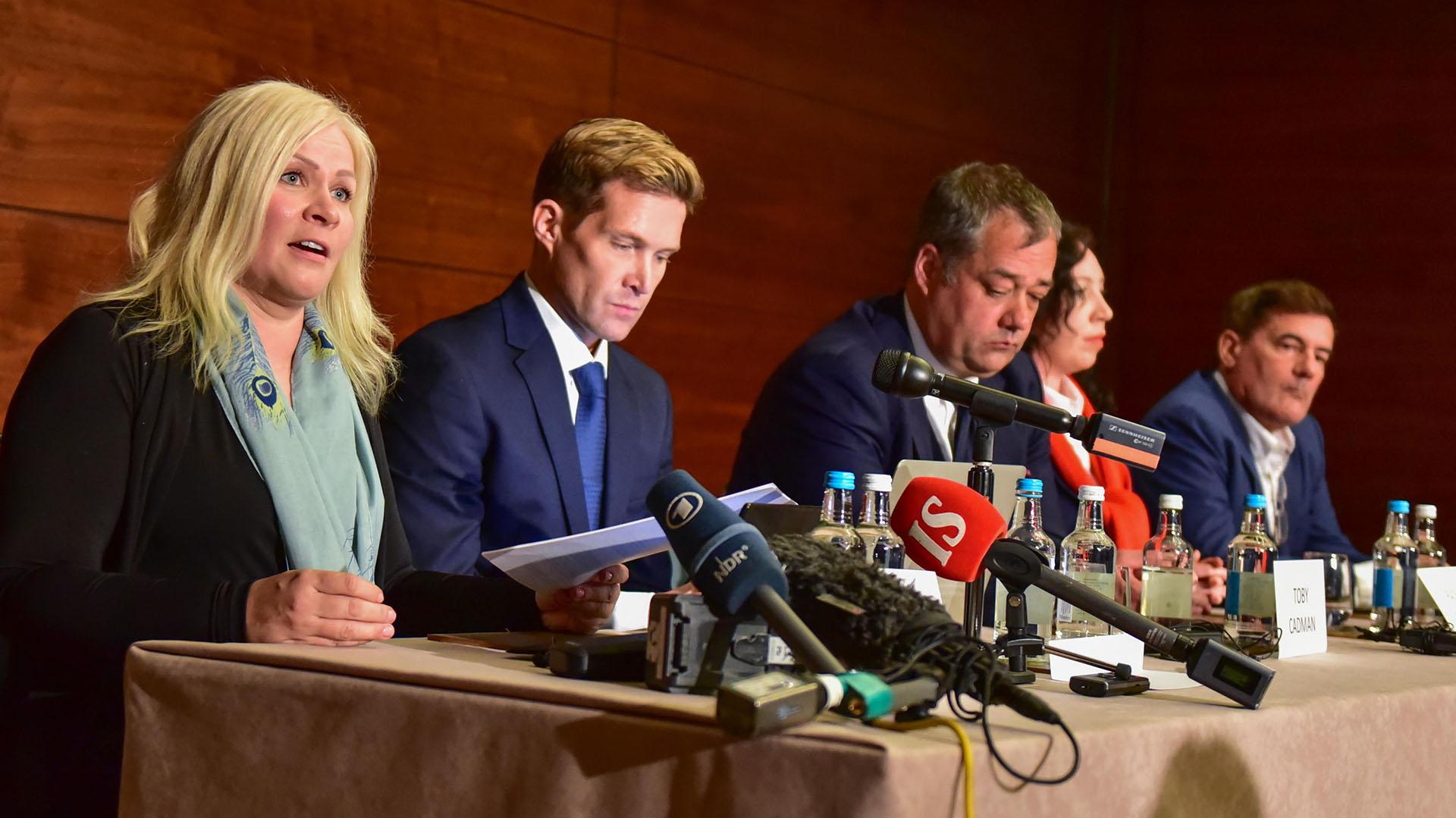Organizaciones de derechos humanos denunciaron en Londres, en abril del año pasado, que el caso de Latifa es extremo pero de ningún modo es el único en los Emiratos Árabes Unidos sobre violación de libertades civiles (Foto: Peter Manning/Alamy Live News)