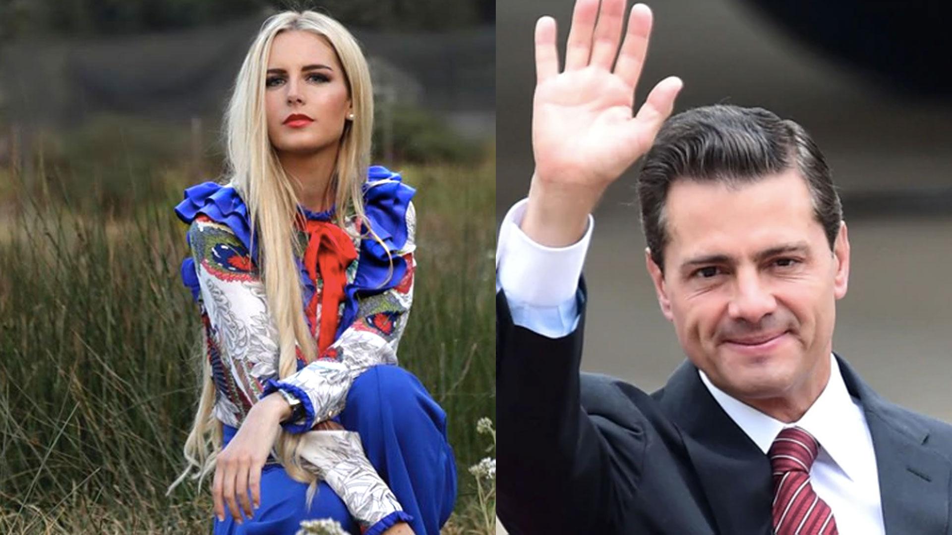Medios mexicanos aseguran que la modelo es la nueva novia del ex presidente Enrique Peña Nieto (Foto: Instagram taniaruize)