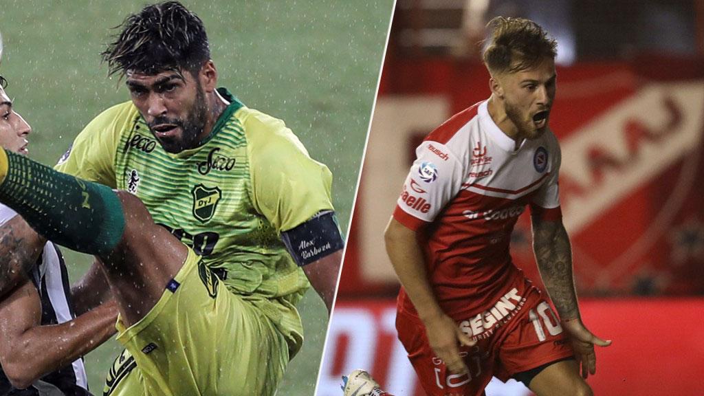 Defensa y Justicia enfrenta a Argentinos Juniors por la fecha 18° de la Superliga