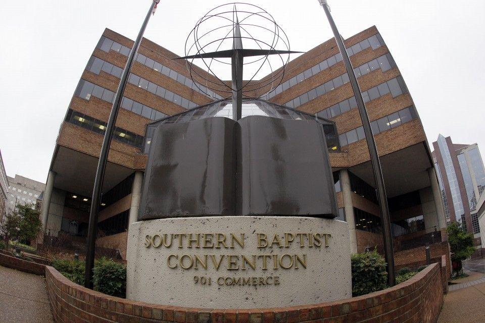 La sede central de los Bautistas del Sur (AP)