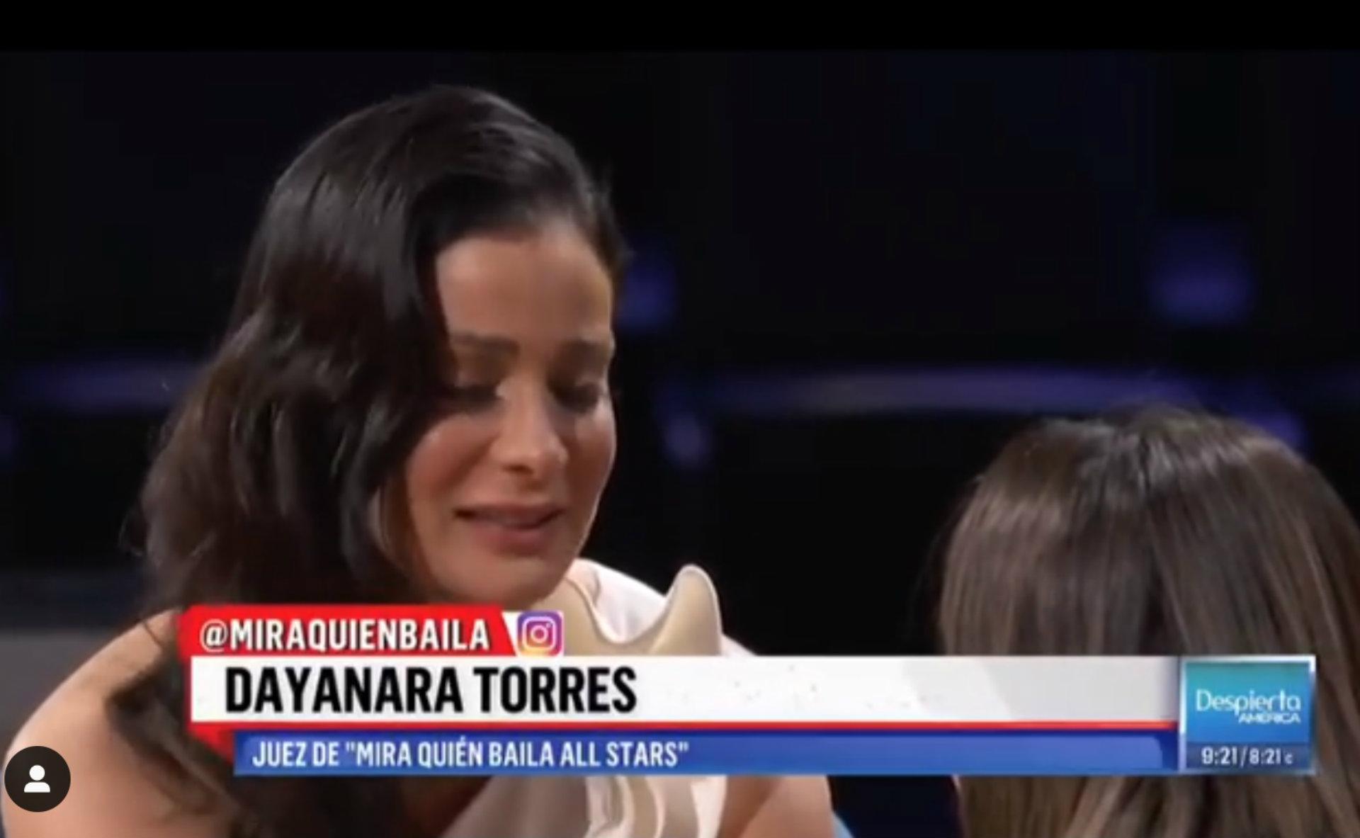 Dayanara reveló que tiene melanoma