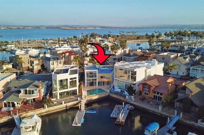 Lasmansiones de Gordillo en San Diego están ubicadas en una de las zonas de más plusvalía en San Diego.
