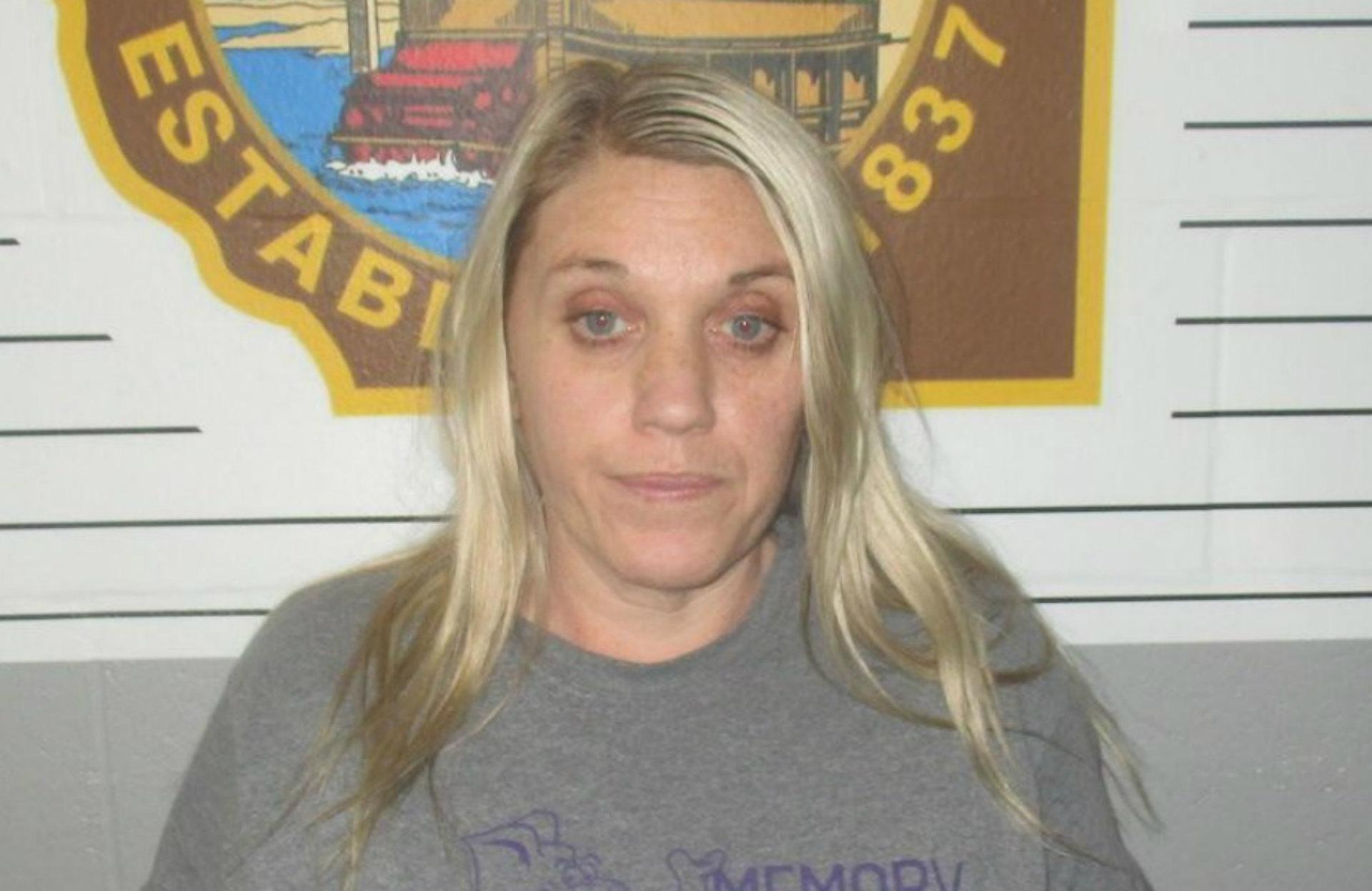 La enfermera tenía un romance con un preso de la cárcel en la que trabajaba (Miller County Sheriff's Office )