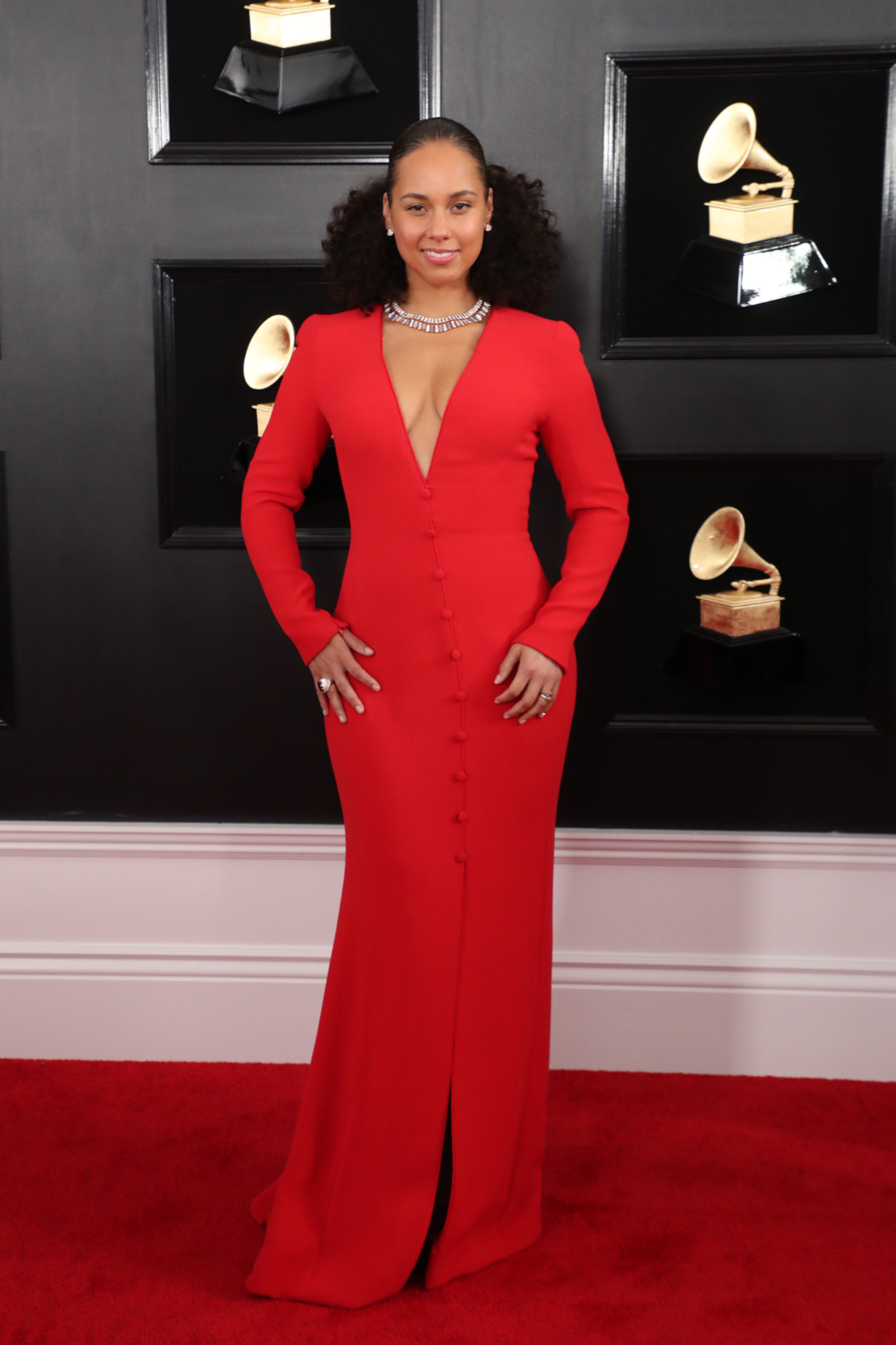 Alicia Keys de Giorgio Armani