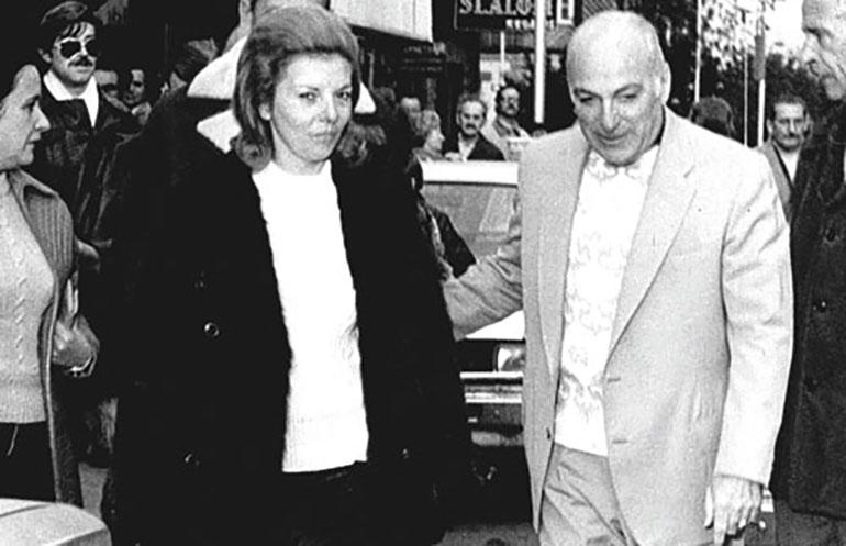 """Isabel Perón con López Rega, la Maestra espiritual de """"el Brujo""""no veía bien que si discípulo se invlucrara en política"""