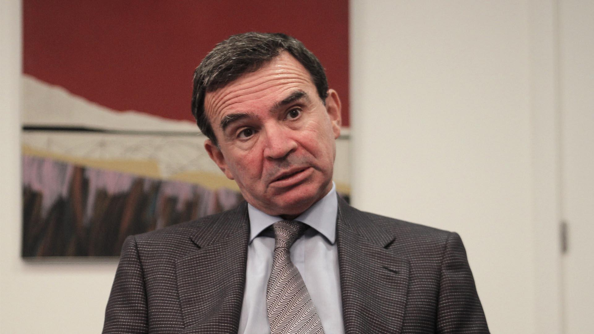 Javier Madanes Quintanilla (REUTERS/Enrique Marcarian)
